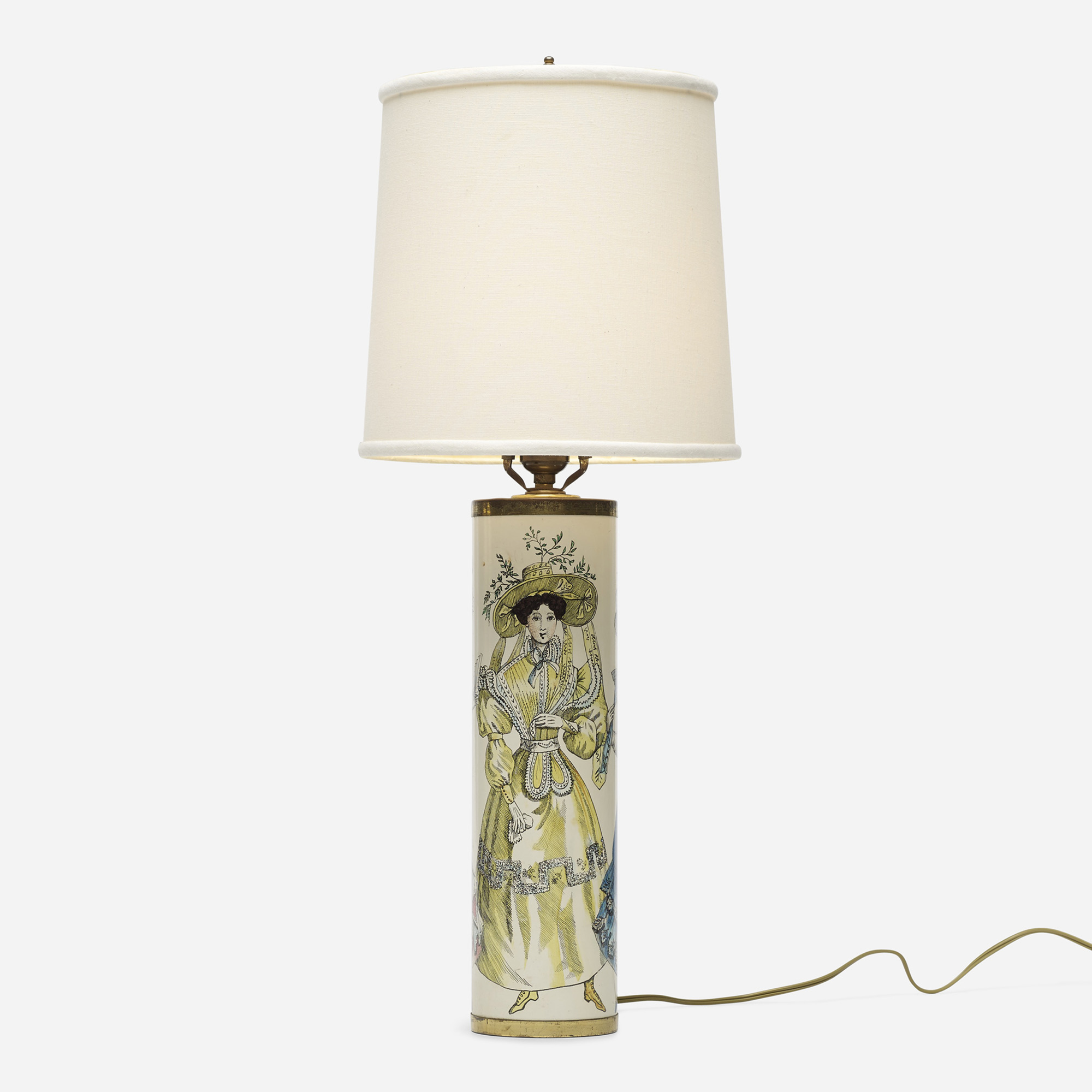 286: Piero Fornasetti / Moda Femminile table lamp (1 of 3)
