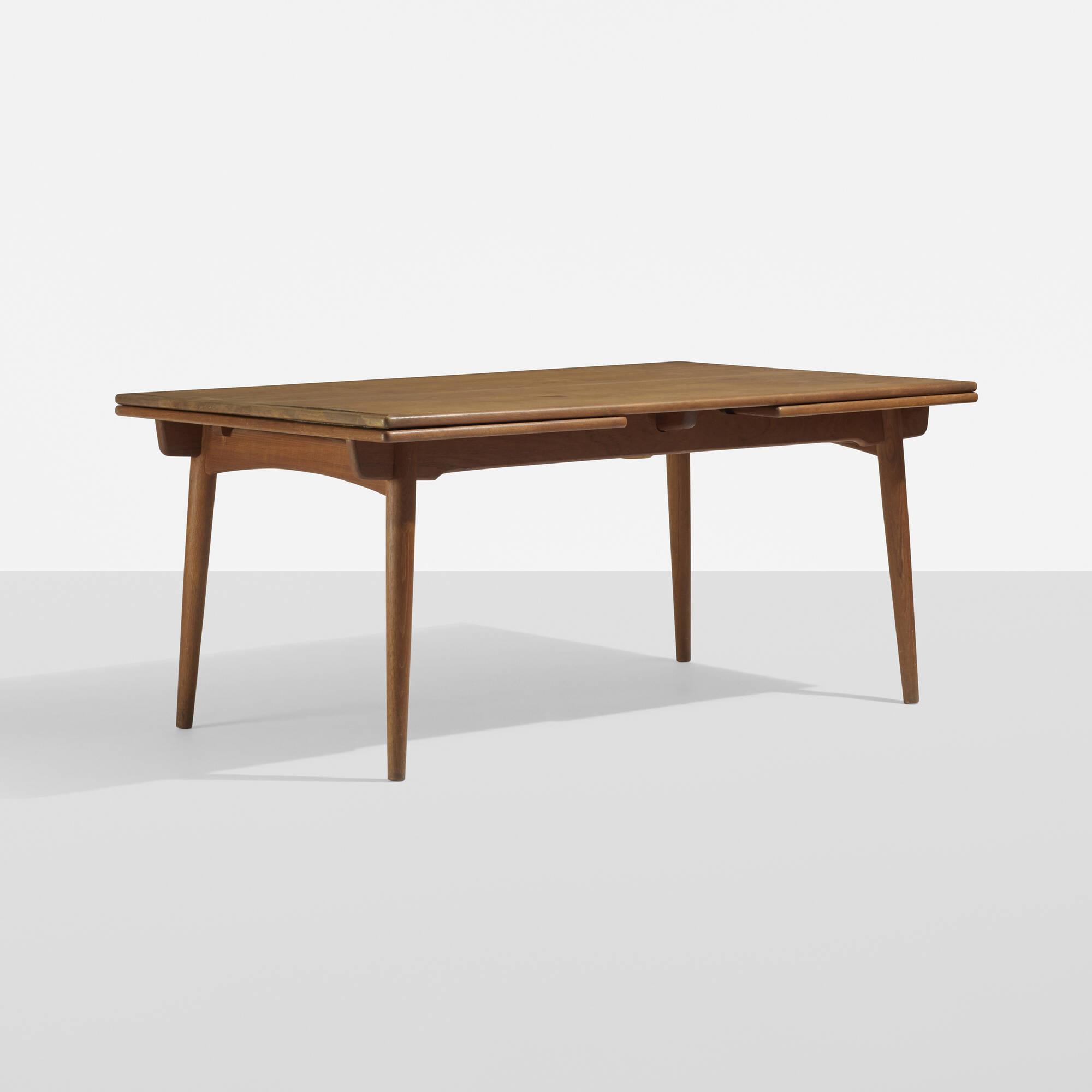 286 Hans J Wegner dining table model AT312 Scandinavian
