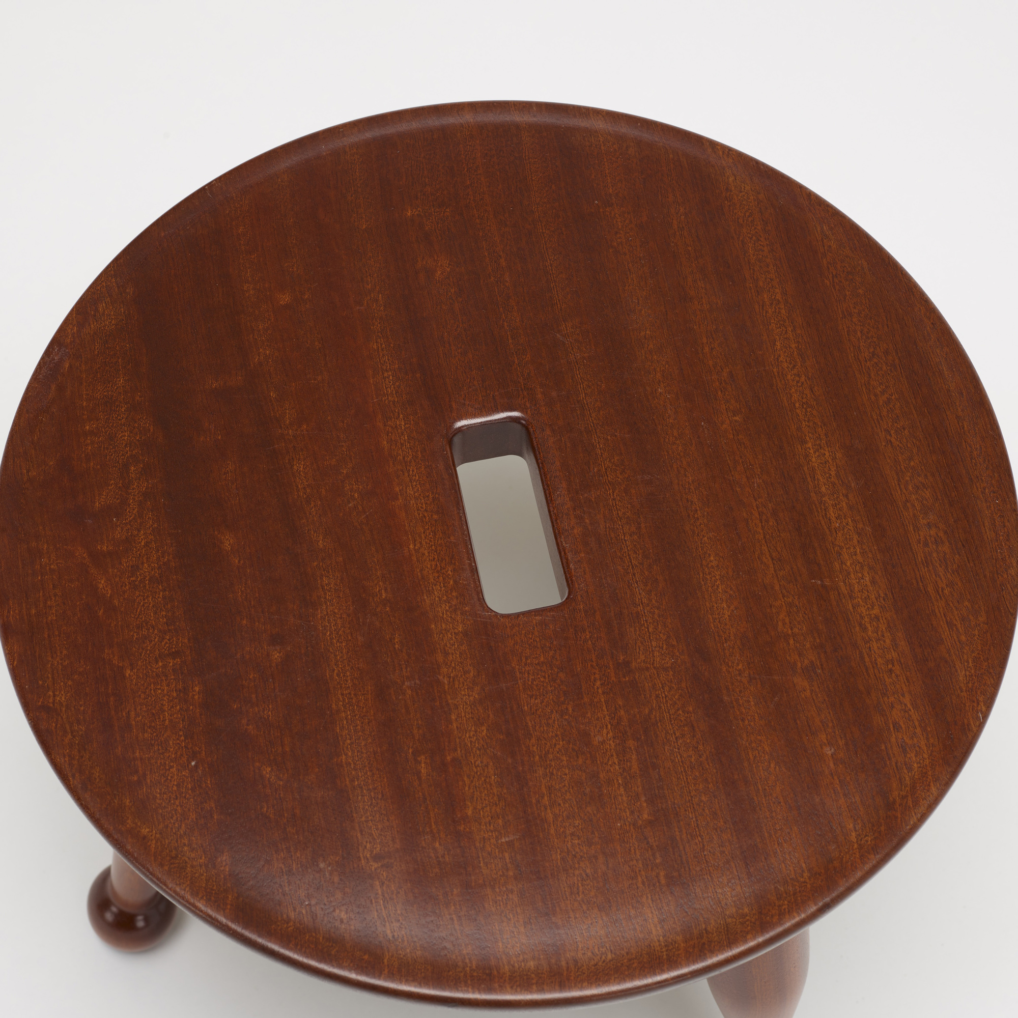 287: Josef Frank / stool, model 2156 (2 of 2)