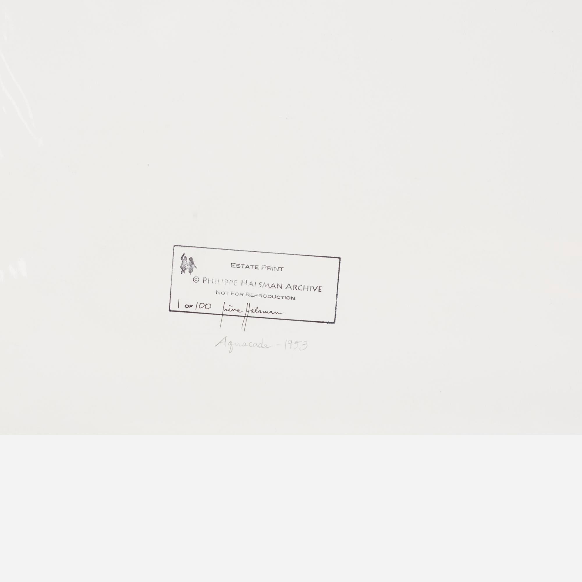 289: Philippe Halsman / Aquacade (2 of 2)