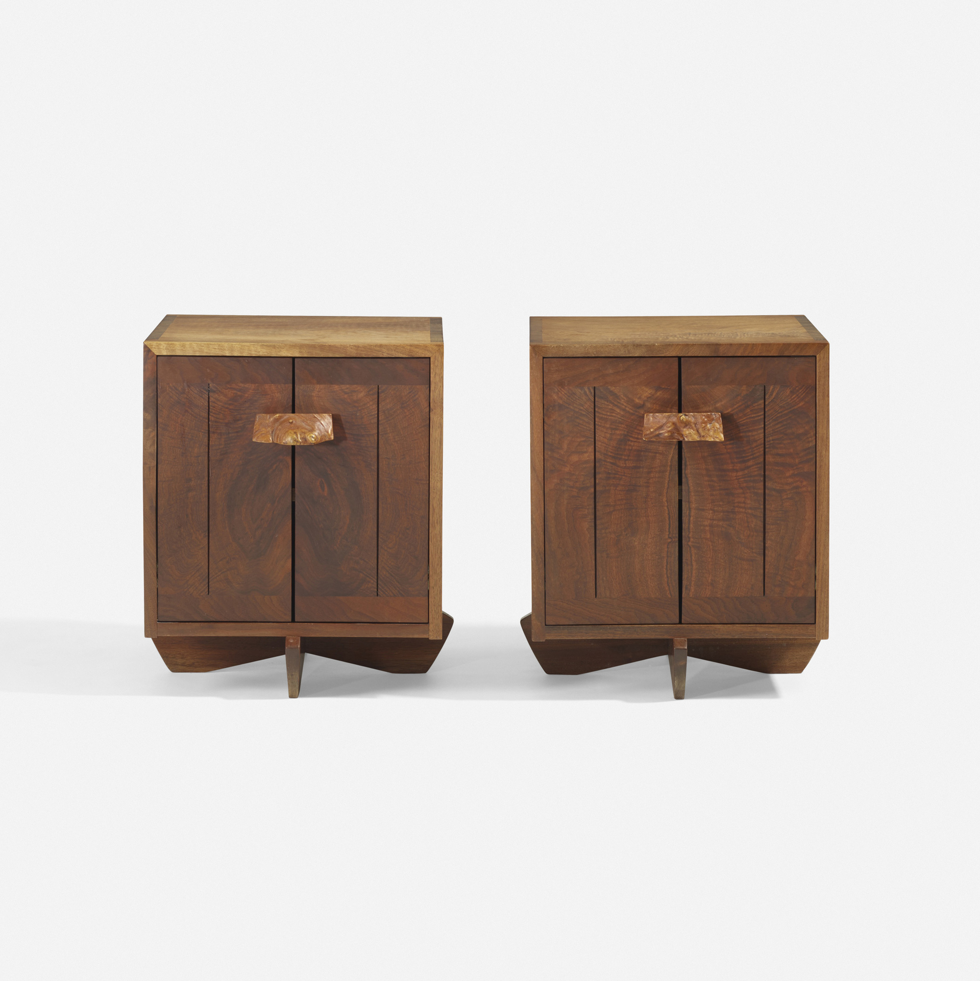 28 george nakashima kornblut cabinets from the schlanger for Expressive kitchen cabinets