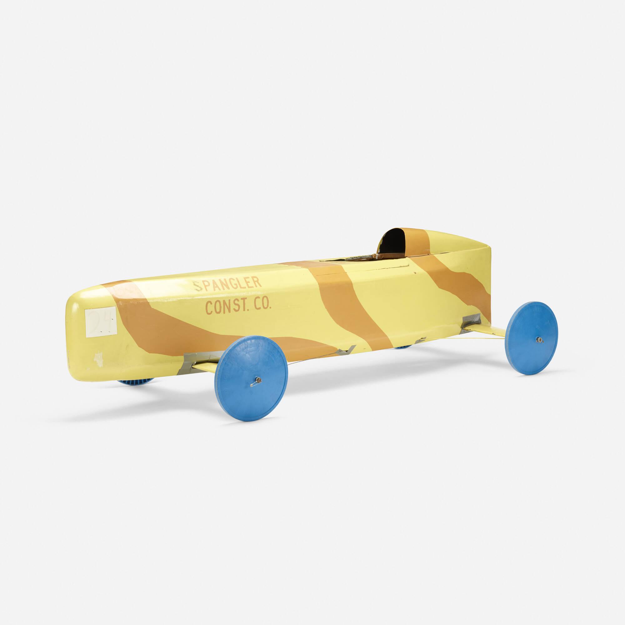 290: American / Soap Box Derby race car (1 of 3)