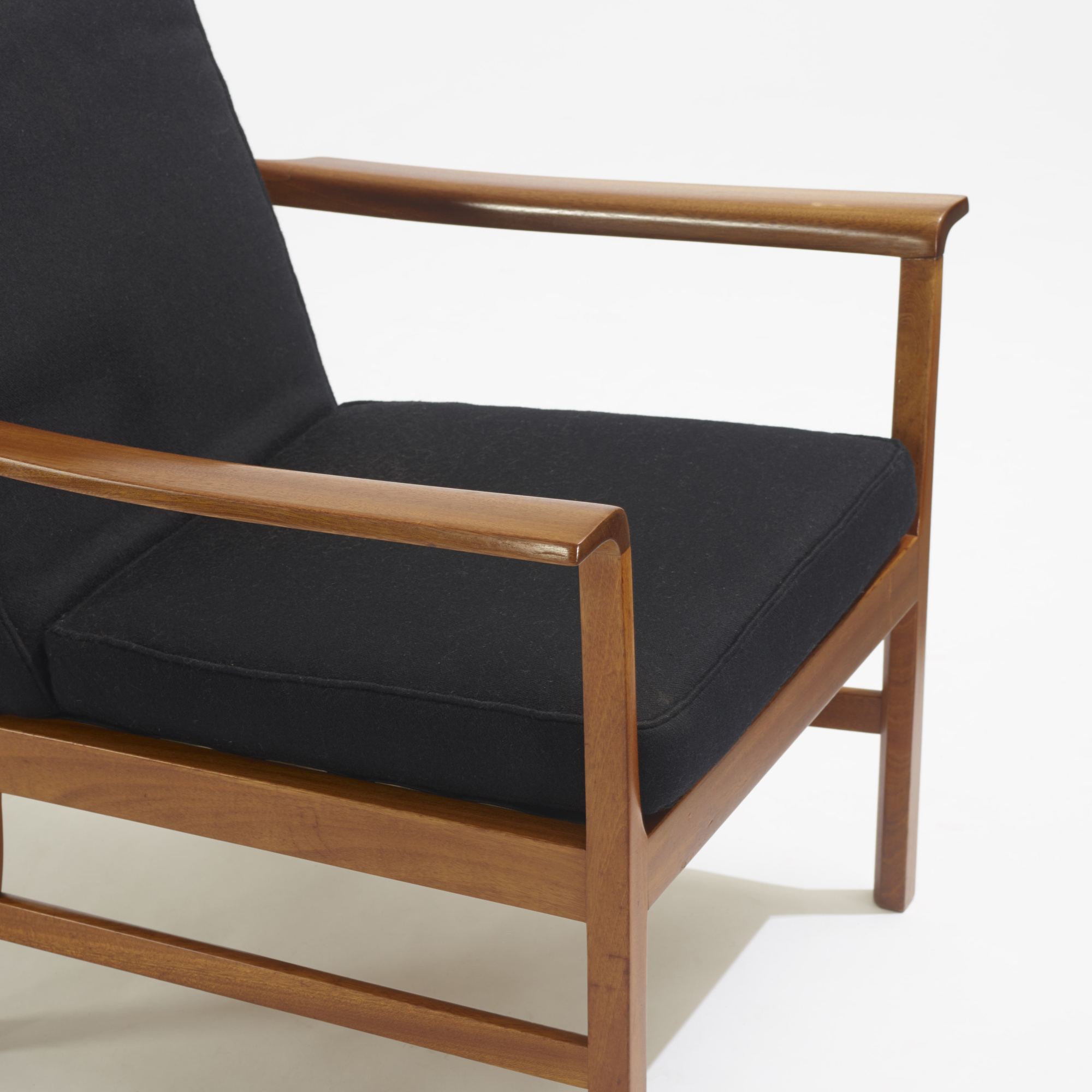 290 ole wanscher lounge chairs model a 3021 pair