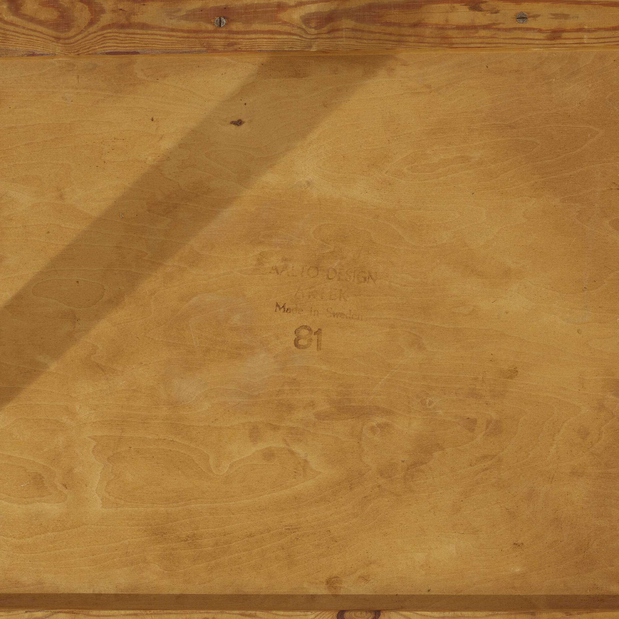 292: Alvar Aalto / L-Leg dining set (4 of 4)