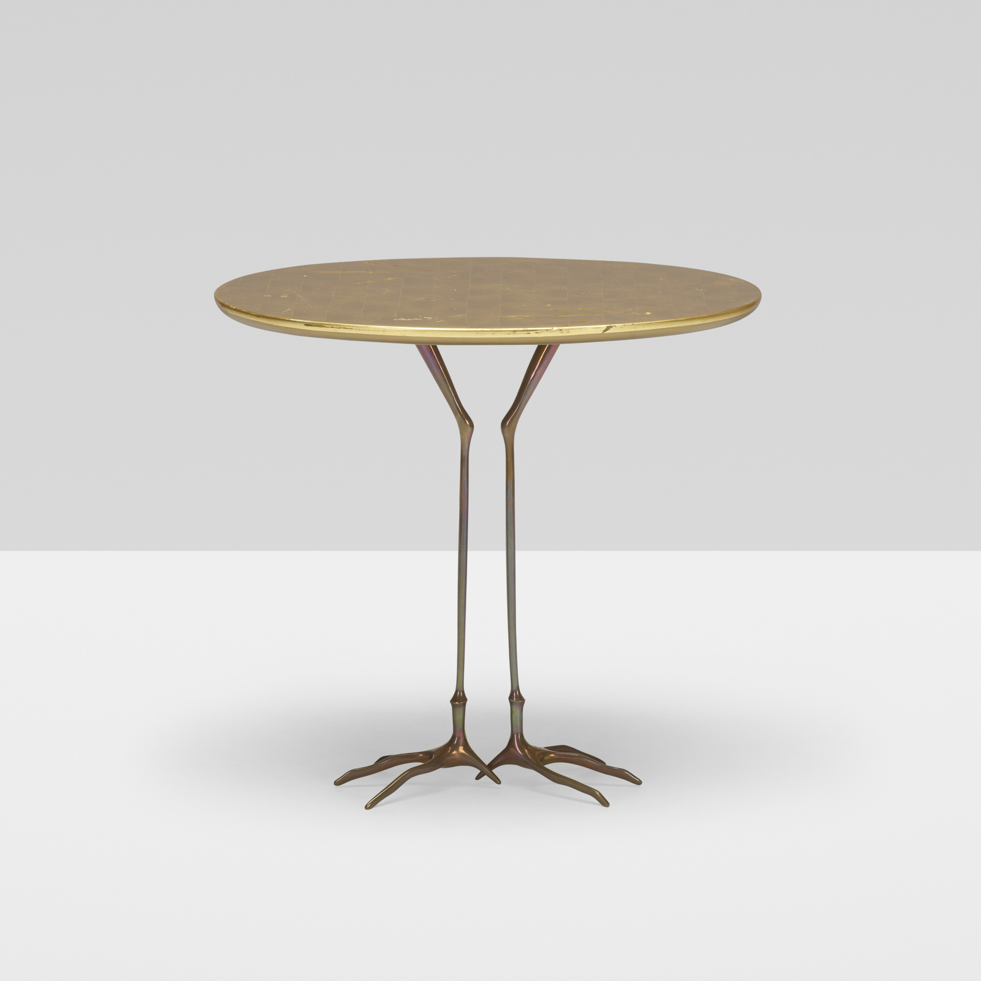 293: Meret Oppenheim / Traccia table from the Ultramobile collection (1 of 3)
