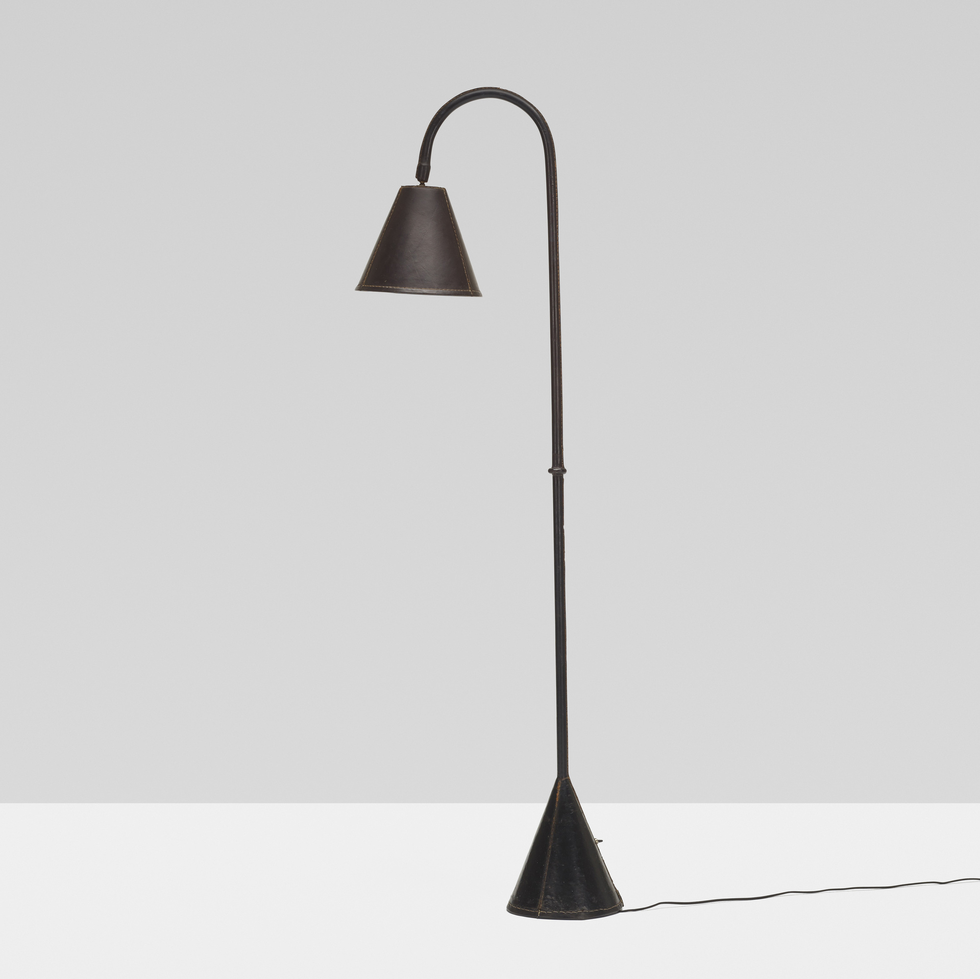 295: Jacques Adnet / floor lamp (1 of 2)