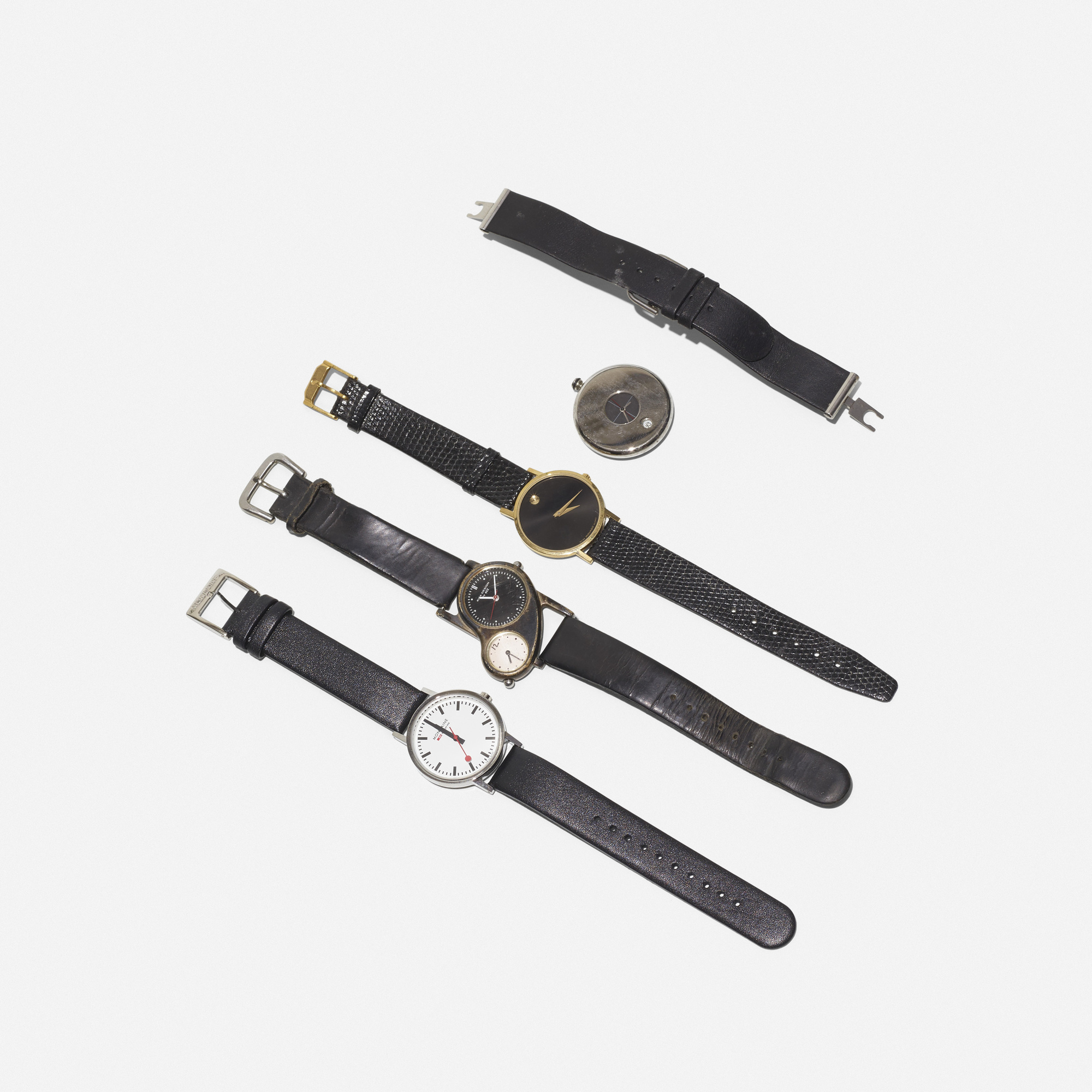 295: Various Artists / collection of four wrist watches (1 of 1)