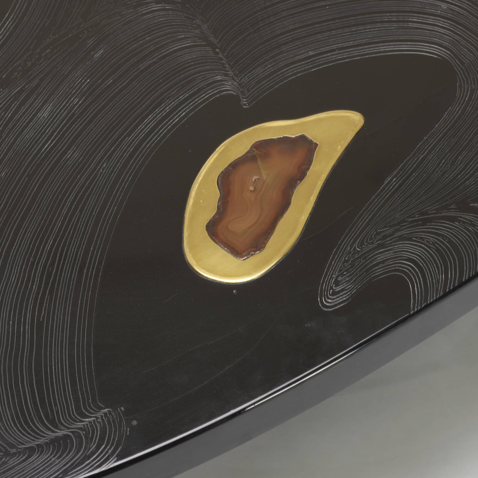 295: Jean Claude Dresse / coffee table (3 of 3)