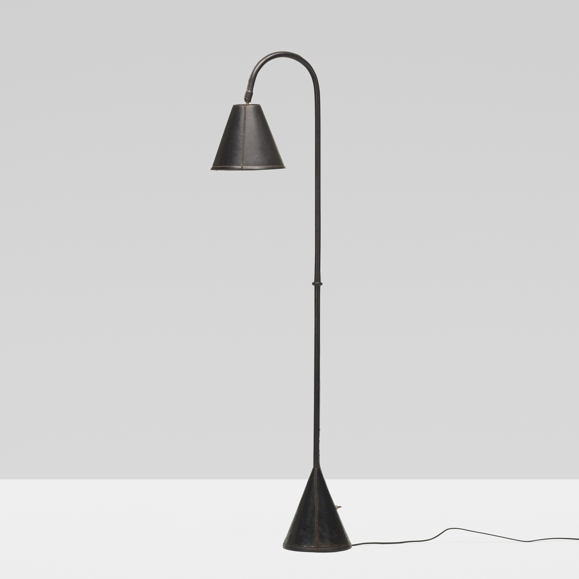 296: Jacques Adnet / floor lamp (1 of 2)