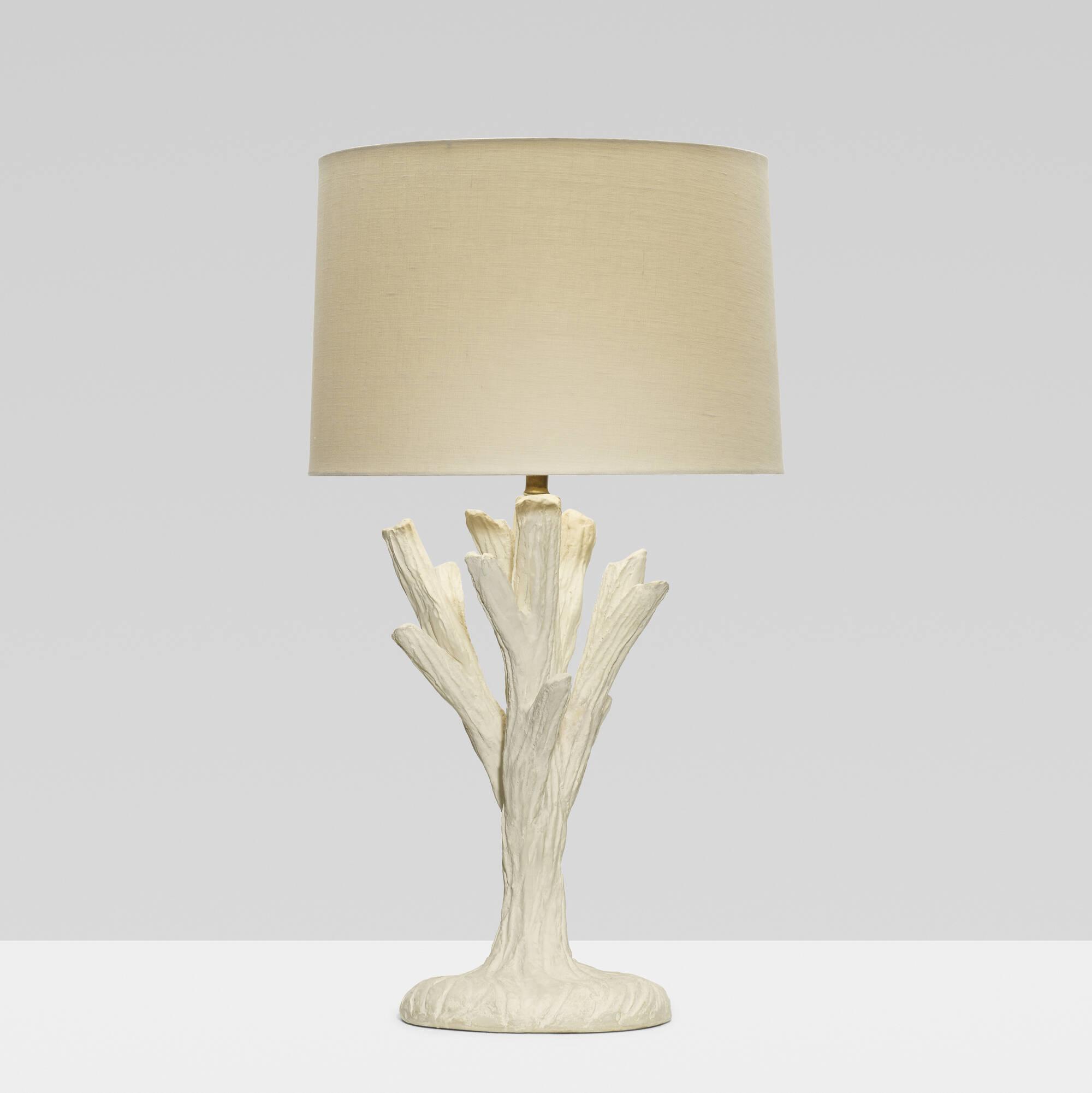 297: John Dickinson / branch table lamp (1 of 3)