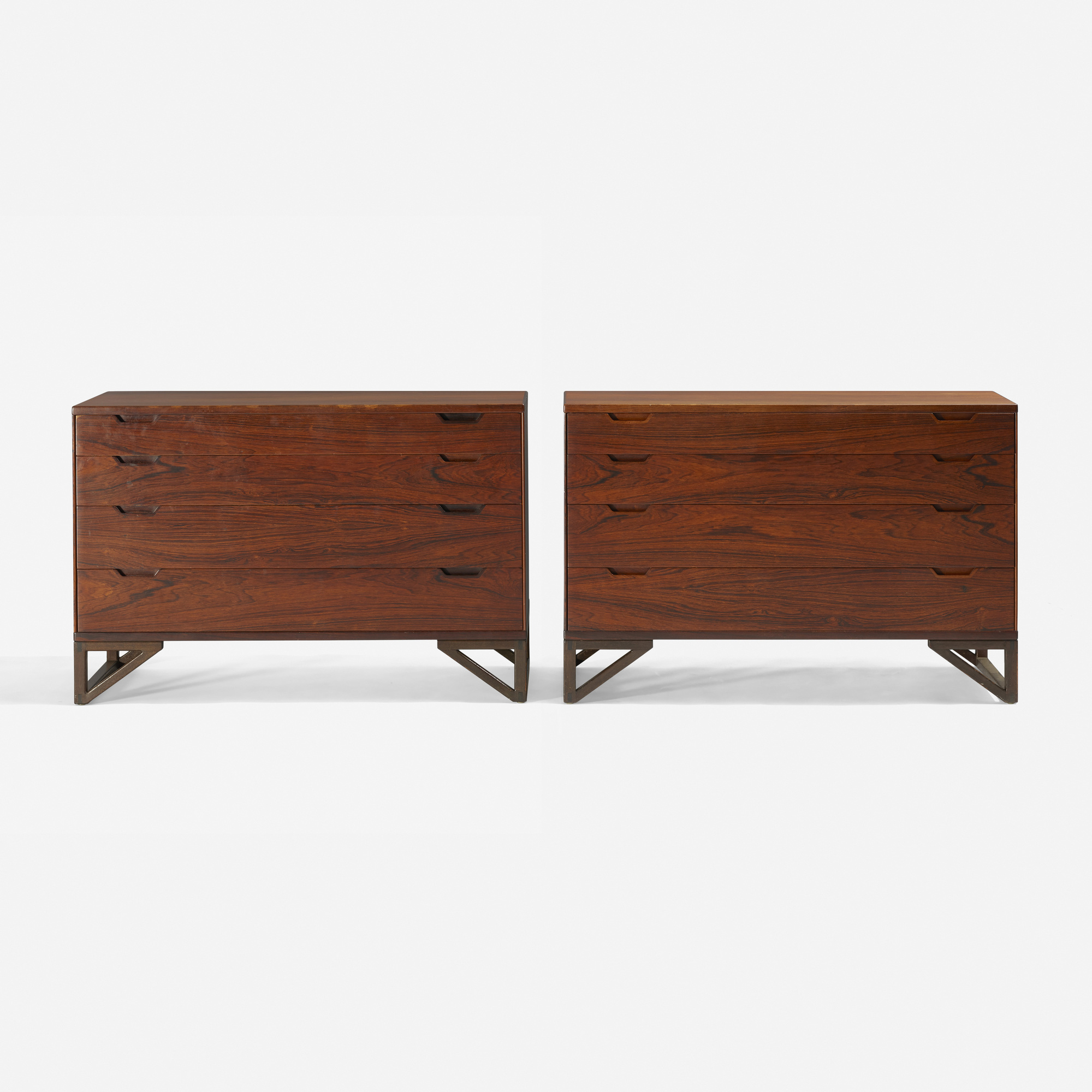 297: Svend Langkilde / cabinets, pair (1 of 4)