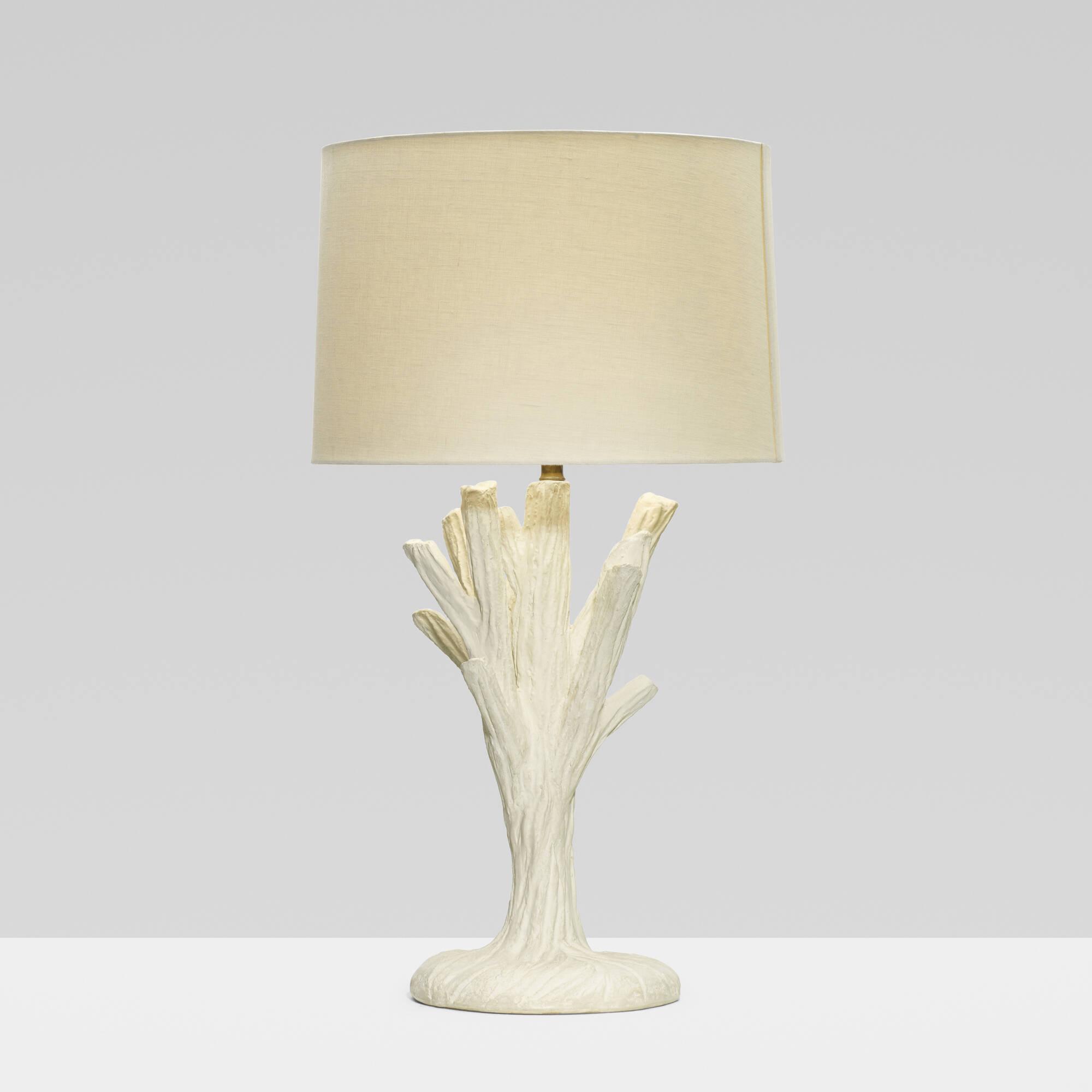 297: John Dickinson / branch table lamp (2 of 3)