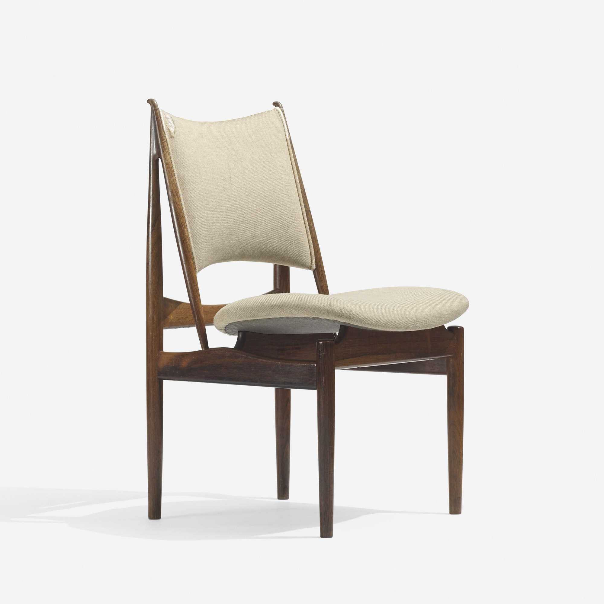 Good ... 297: Finn Juhl / Egyptian Chair (2 Of 4)