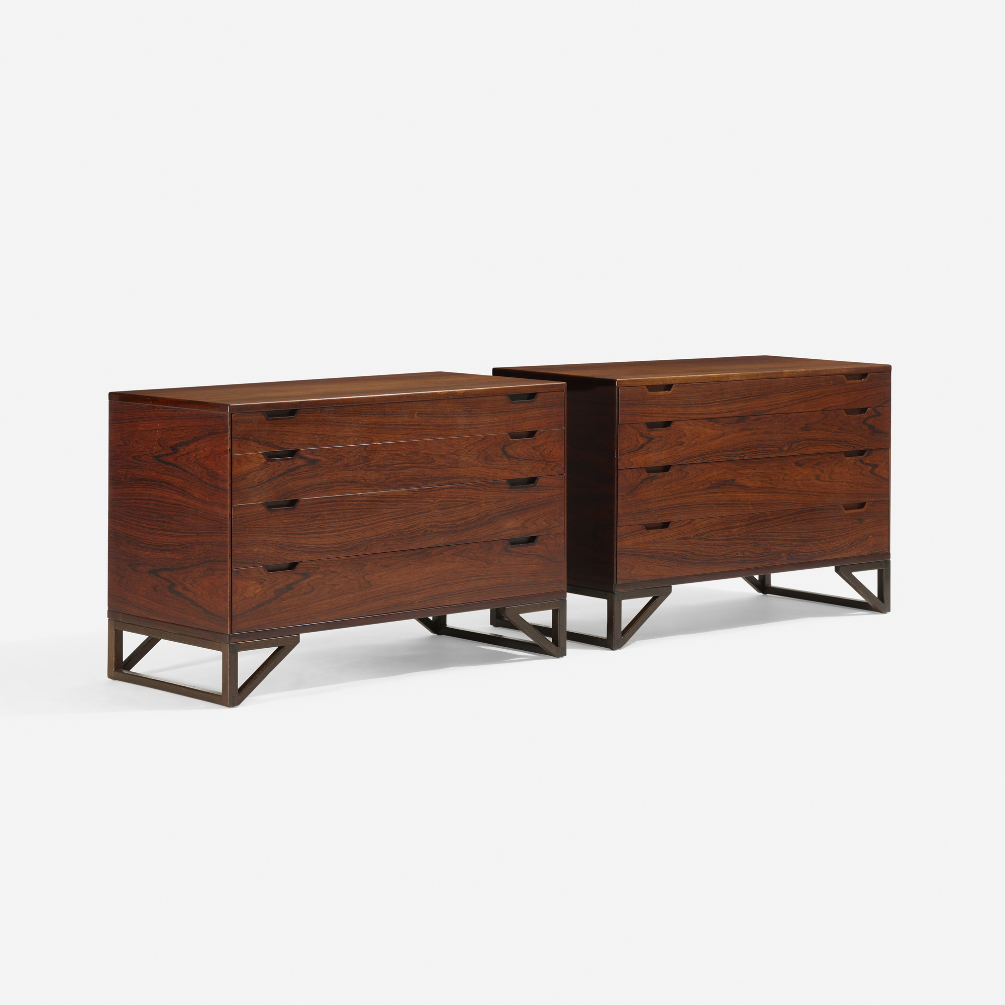297: Svend Langkilde / cabinets, pair (2 of 4)