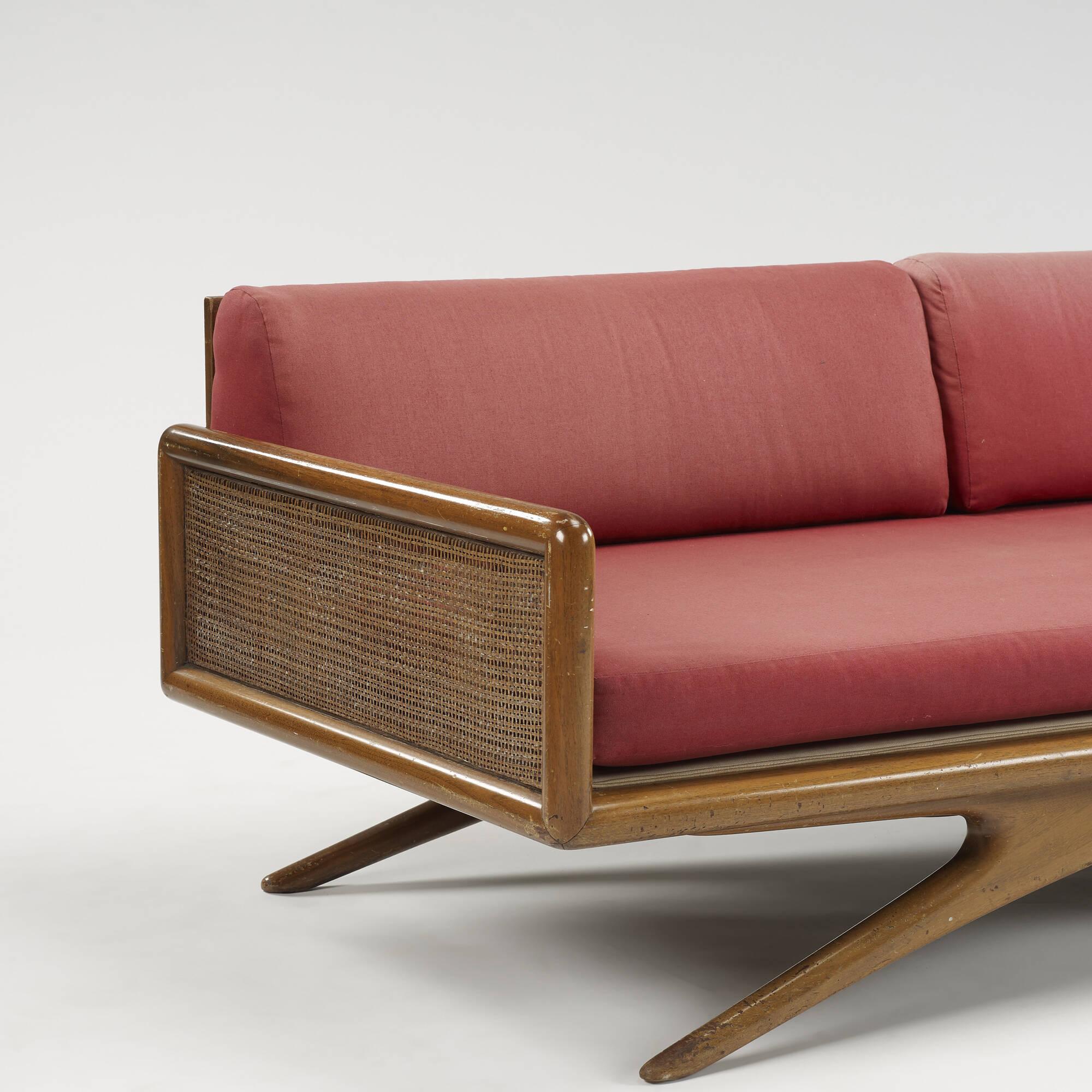 297 Vladimir Kagan sofa Design 11 June 2015 Auctions