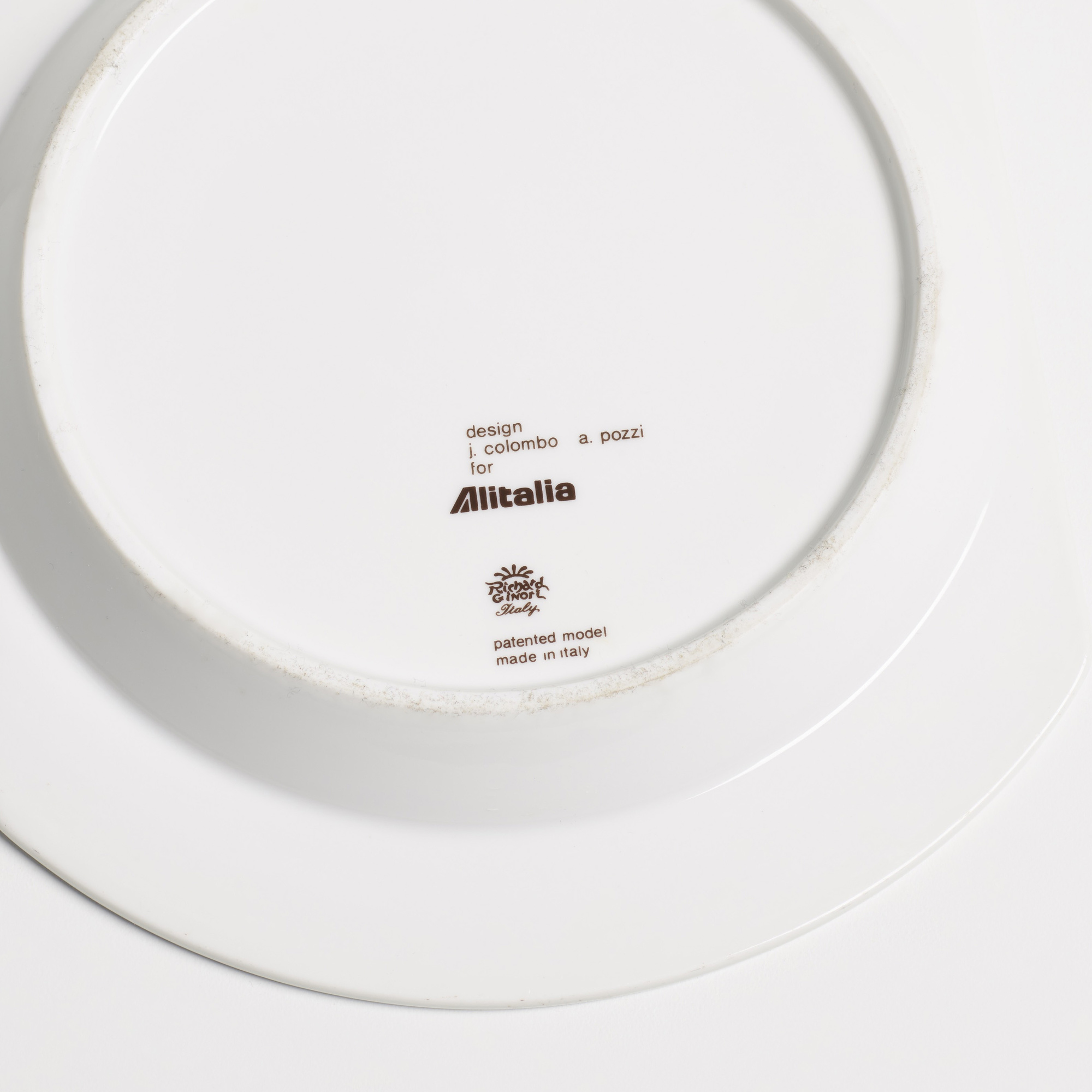 ... 298 Joe Colombo / Linea 72 tableware for Alitalia (3 of 3)  sc 1 st  Wright20 & 298: JOE COLOMBO Linea 72 tableware for Alitalia u003c Furniture Pimp ...