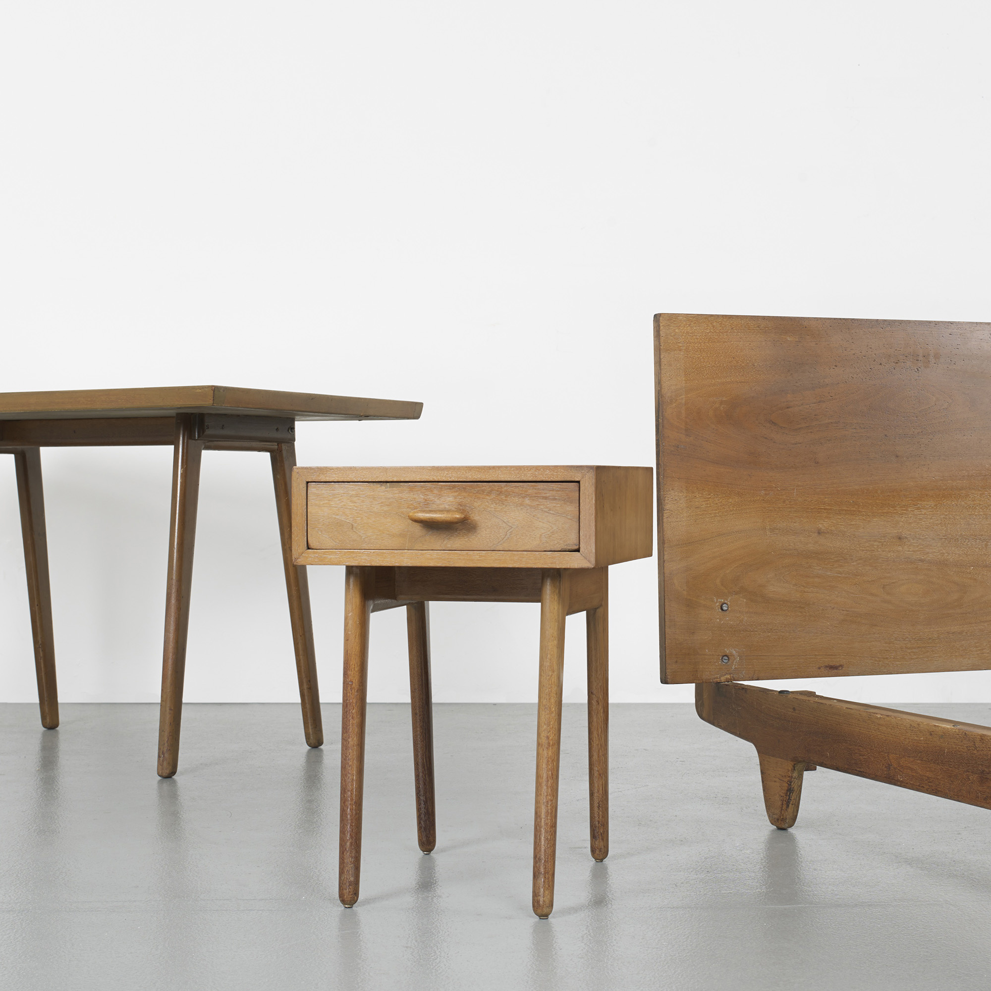 Oscar Stonorov And Willo Von Moltke Suite Of Furniture For