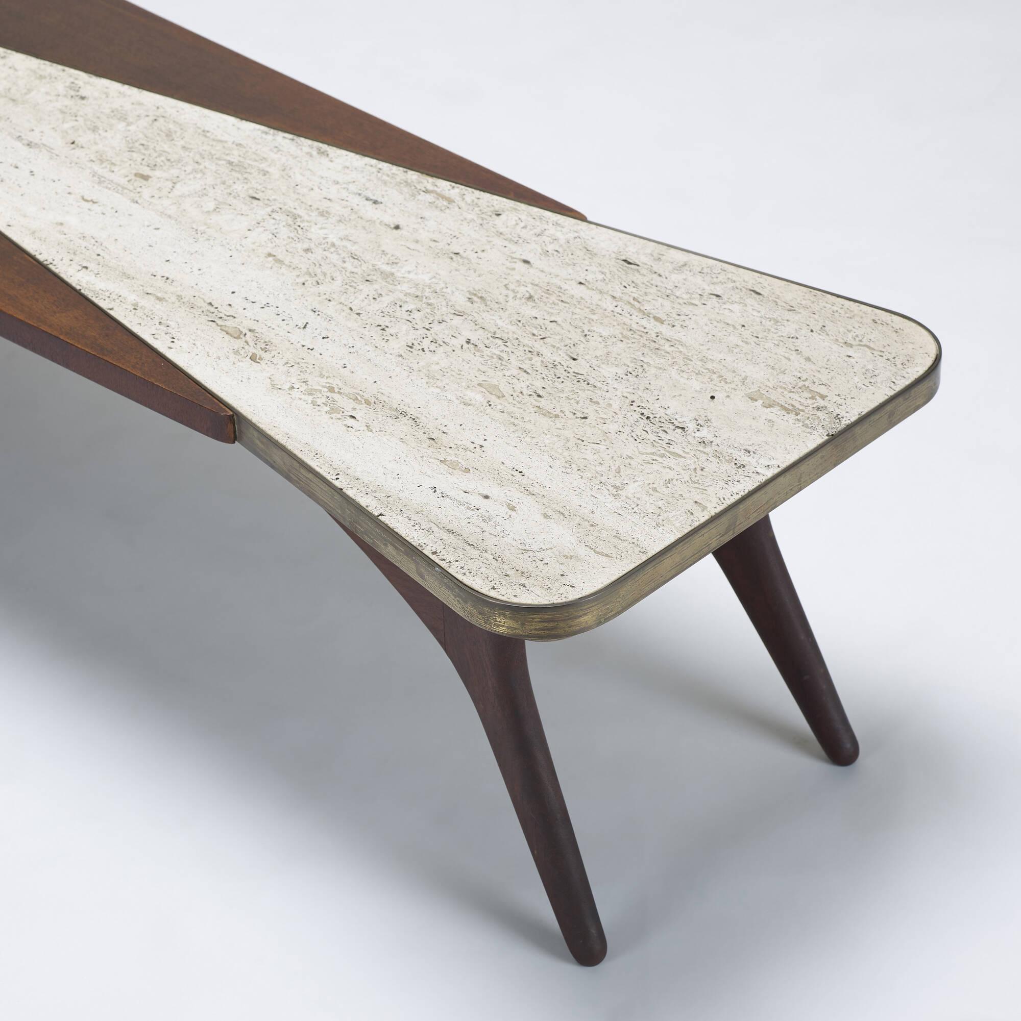 299: Vladimir Kagan / Coffee Table (3 Of 3)