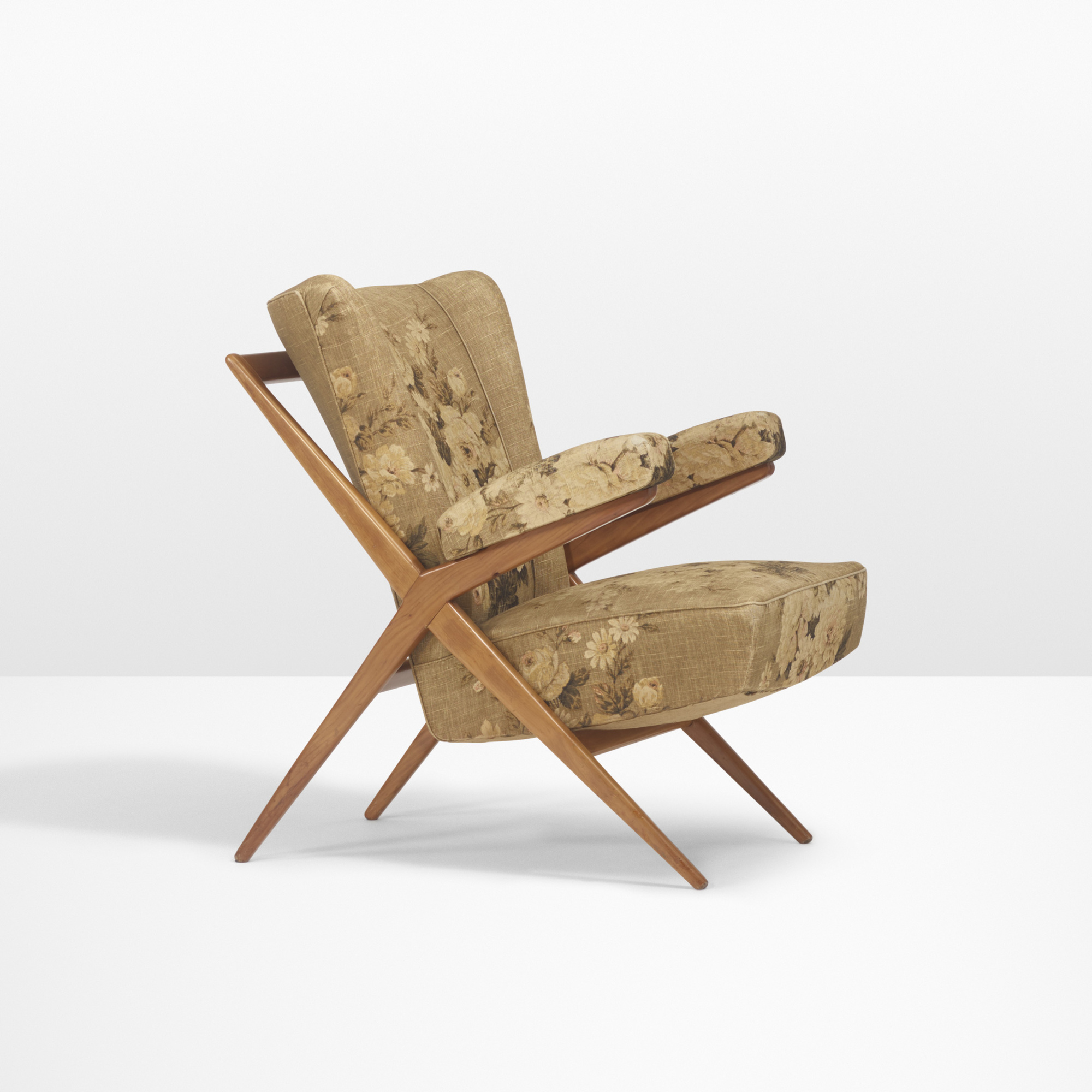 29: Franco Albini / Lounge chair, model Ca 832 (1 of 3)