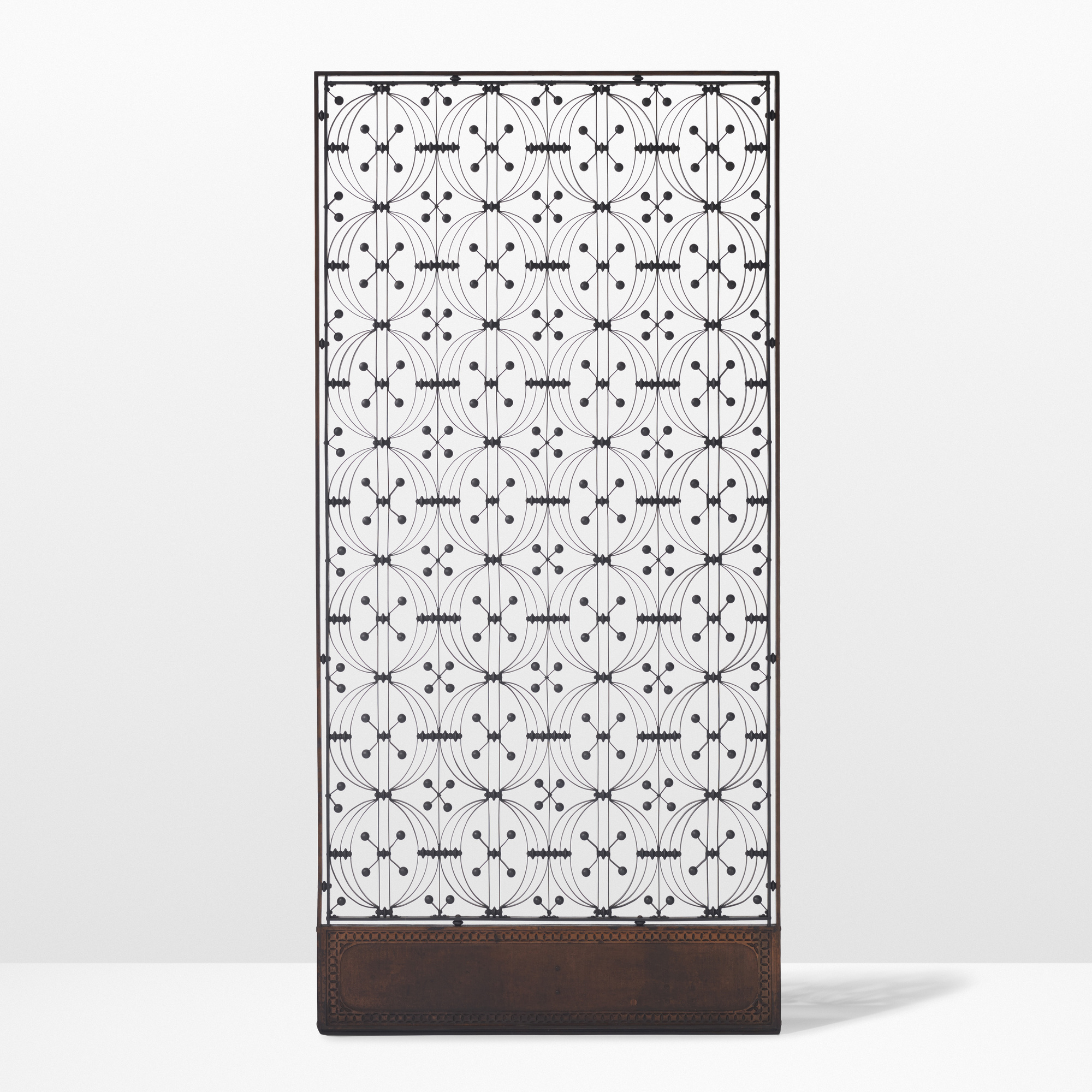 2: Dankmar Adler and Louis Sullivan / Elevator door from the Chicago Stock Exchange (1 of 3)