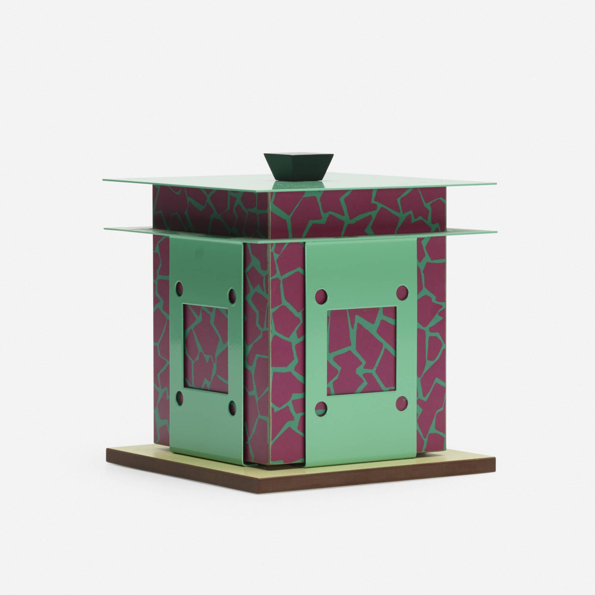 300: Nathalie Du Pasquier / Esperance Box (1 of 2)