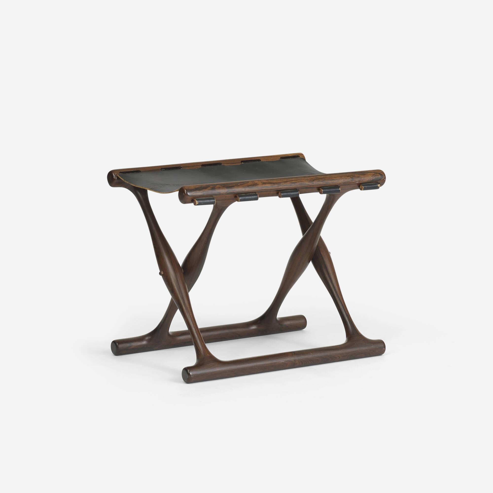301: Poul Hundevad / Guldhoj folding stool (1 of 2)