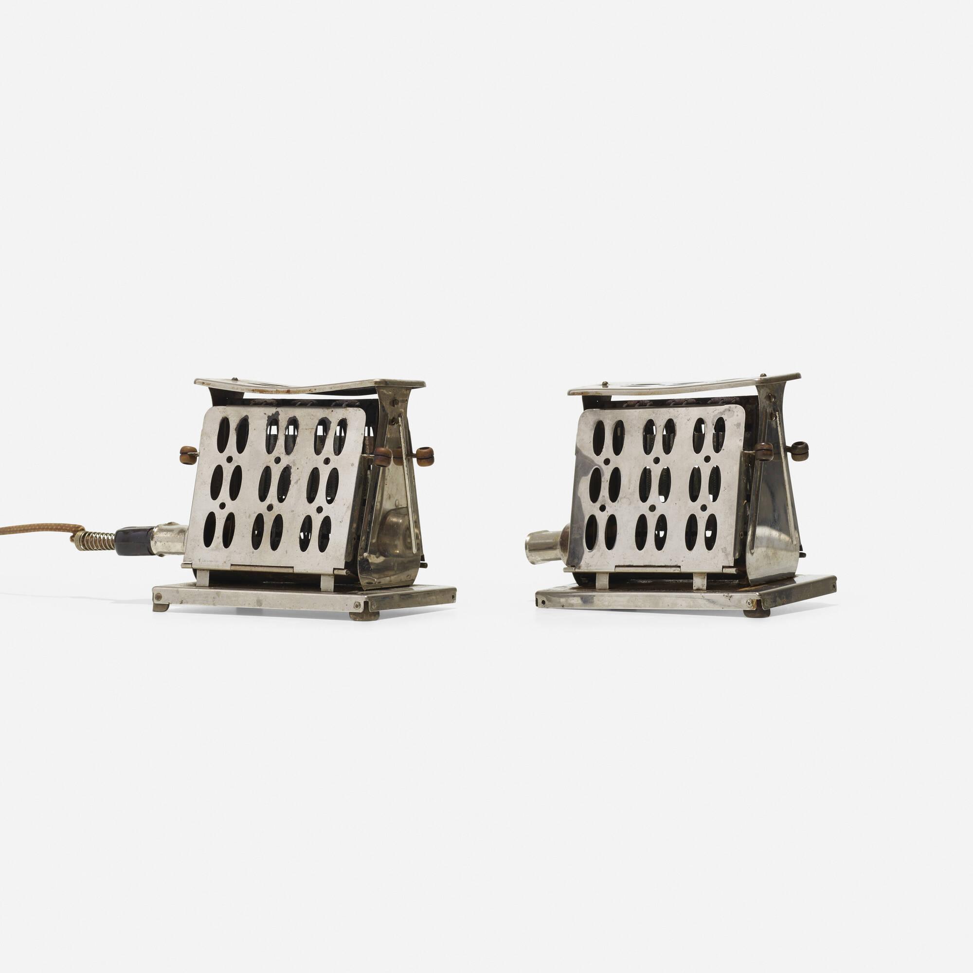 301: AEG / toasters, pair (1 of 2)