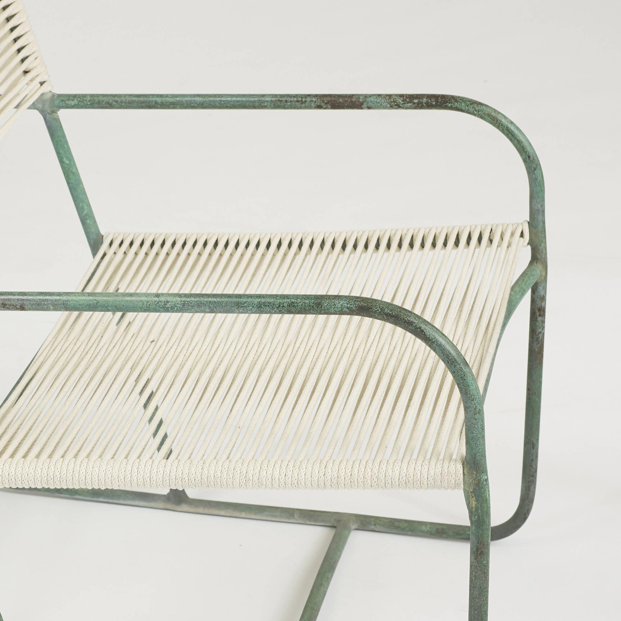 301 Walter Lamb Lounge Chairs Model C5700 Pair 3 Of 4