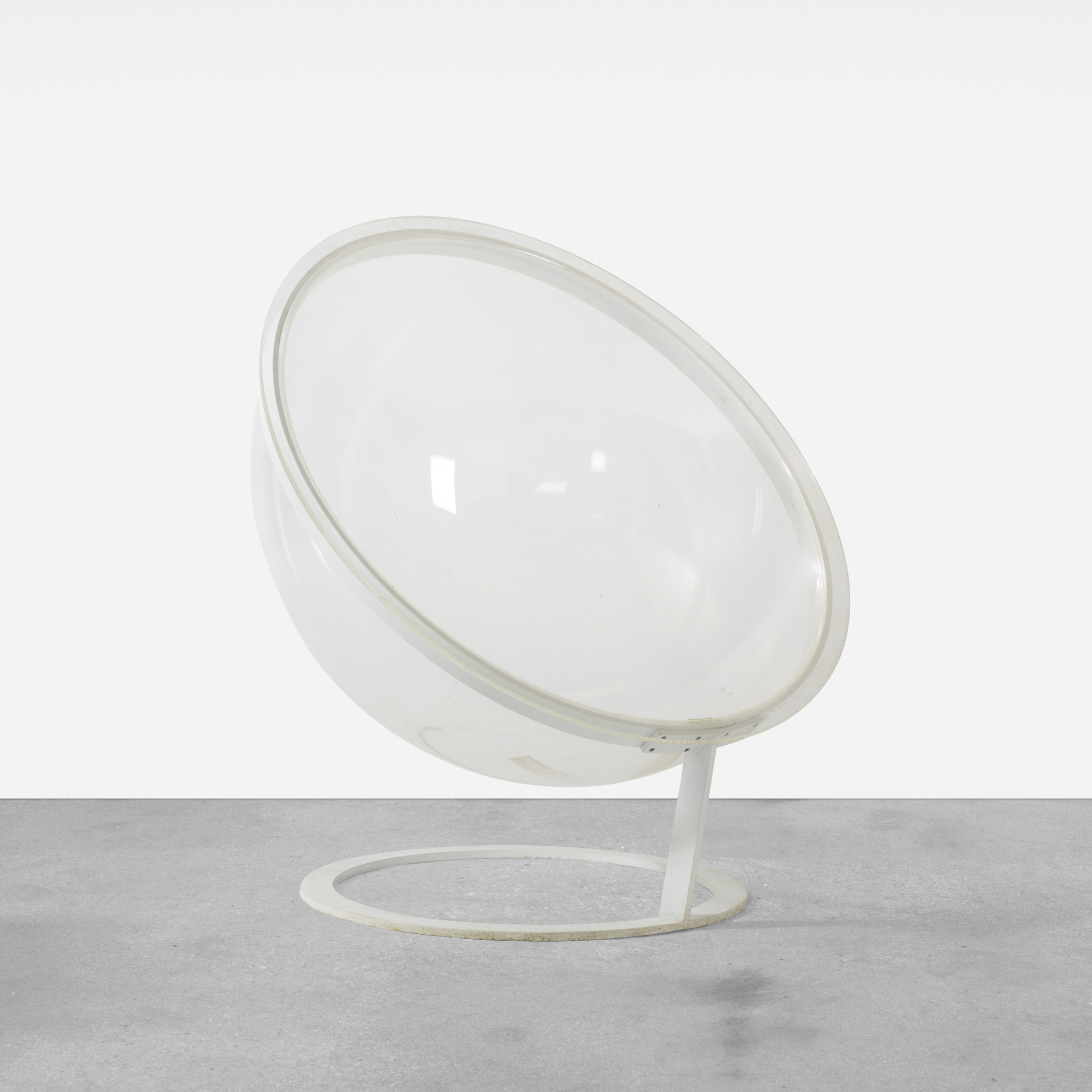 302 christian daninos bubble chair 1 of 2