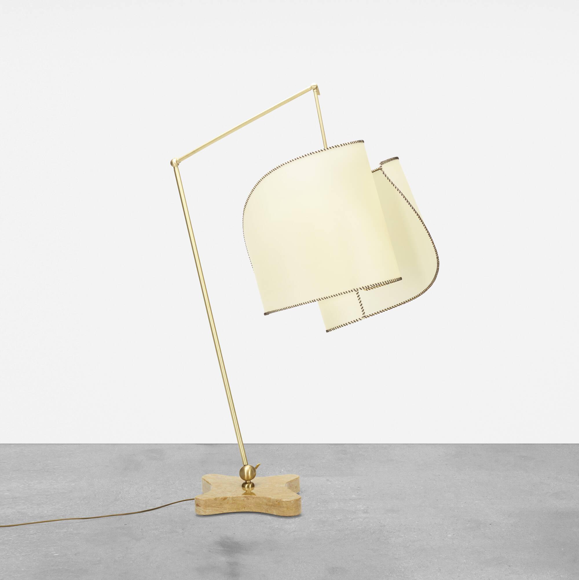 302 Carlo Mollino Suora Floor Lamp