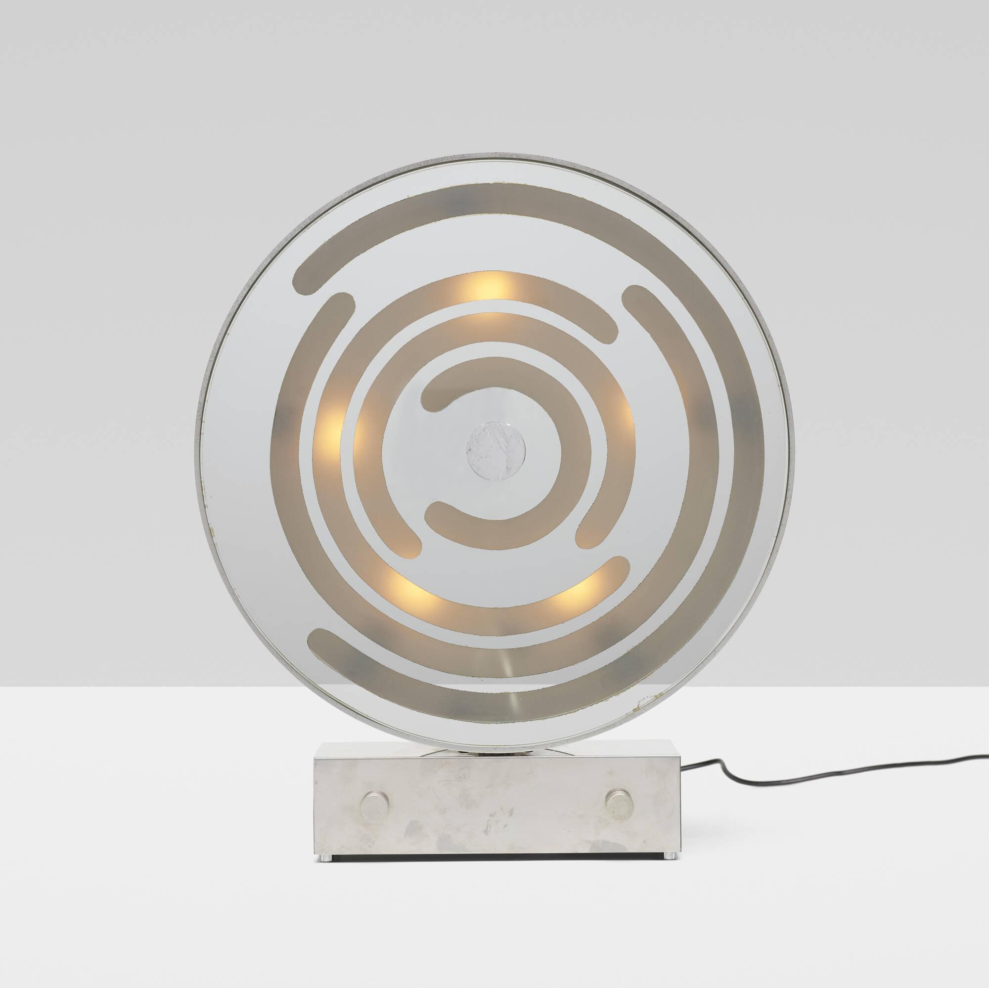303: Innocente Gandini / Sunlight table lamp (1 of 5)