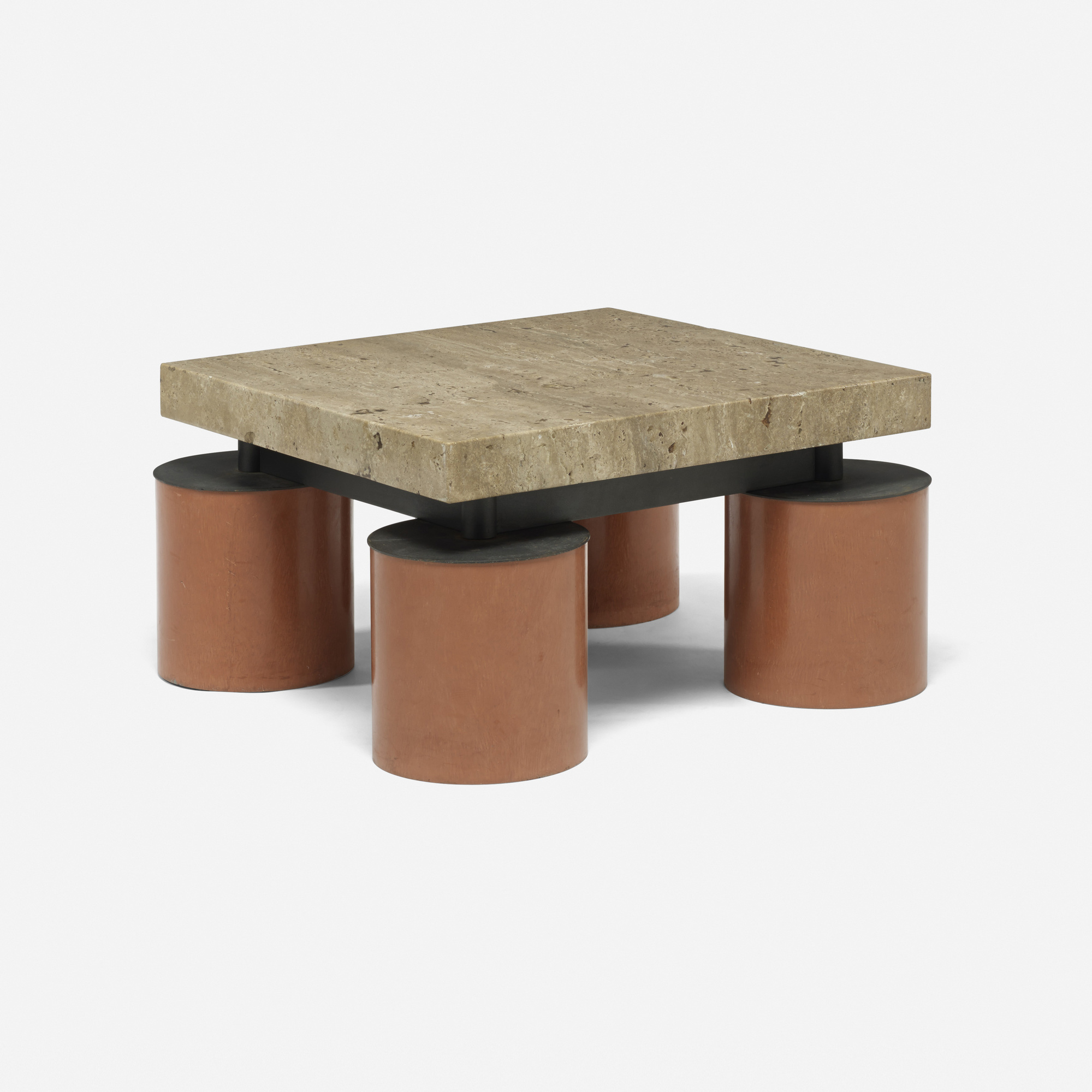 303: Massimo Vignelli / custom coffee table (1 of 3)