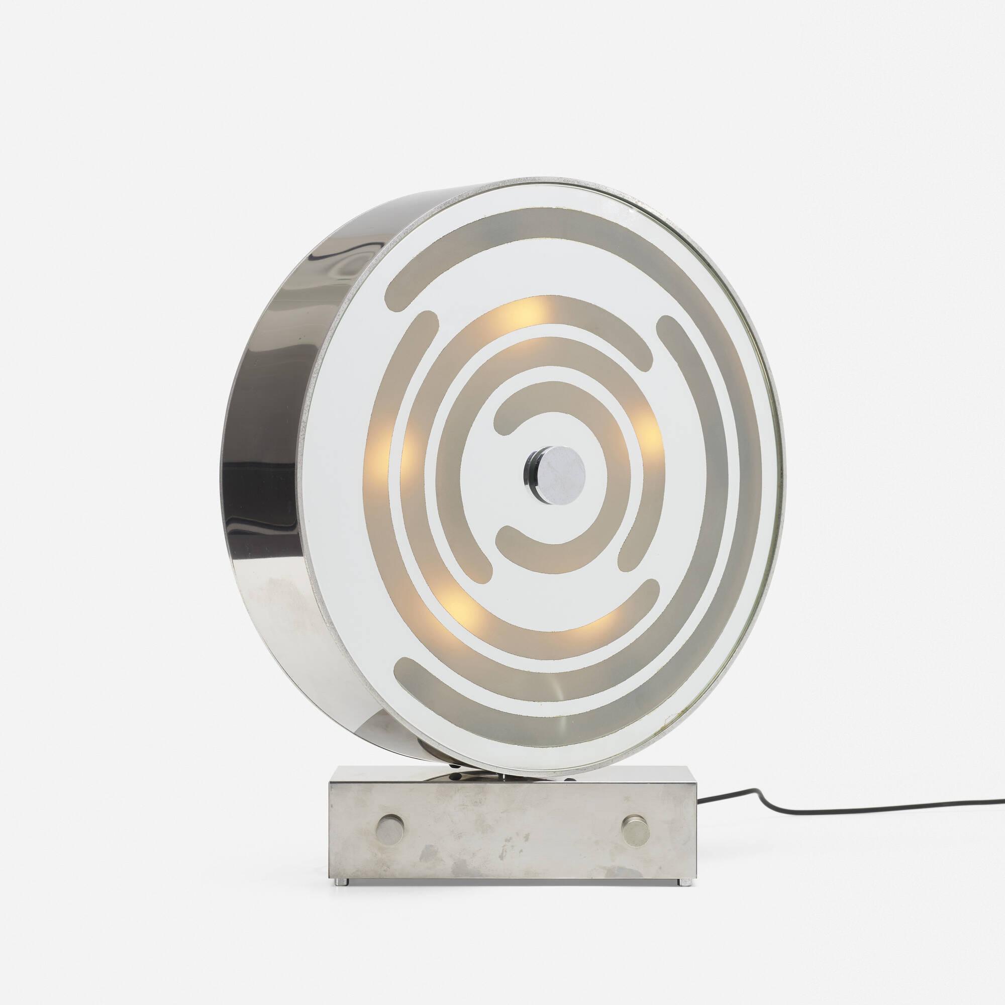 303: Innocente Gandini / Sunlight table lamp (2 of 5)