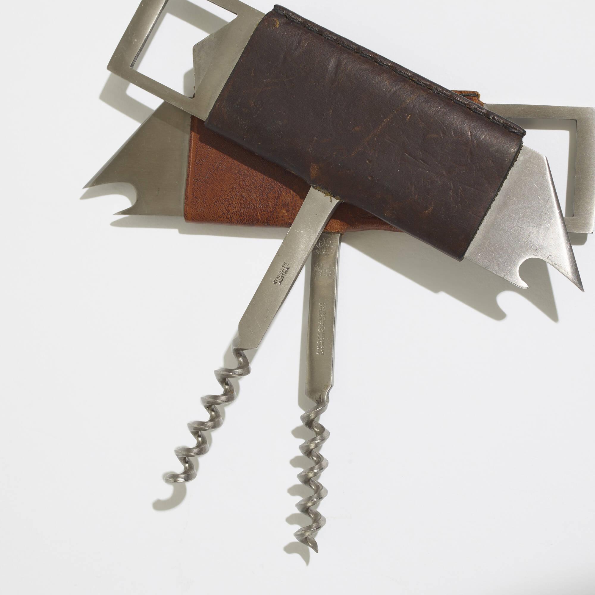 303: Carl Auböck III / corkscrews model 4707, set of four (2 of 2)