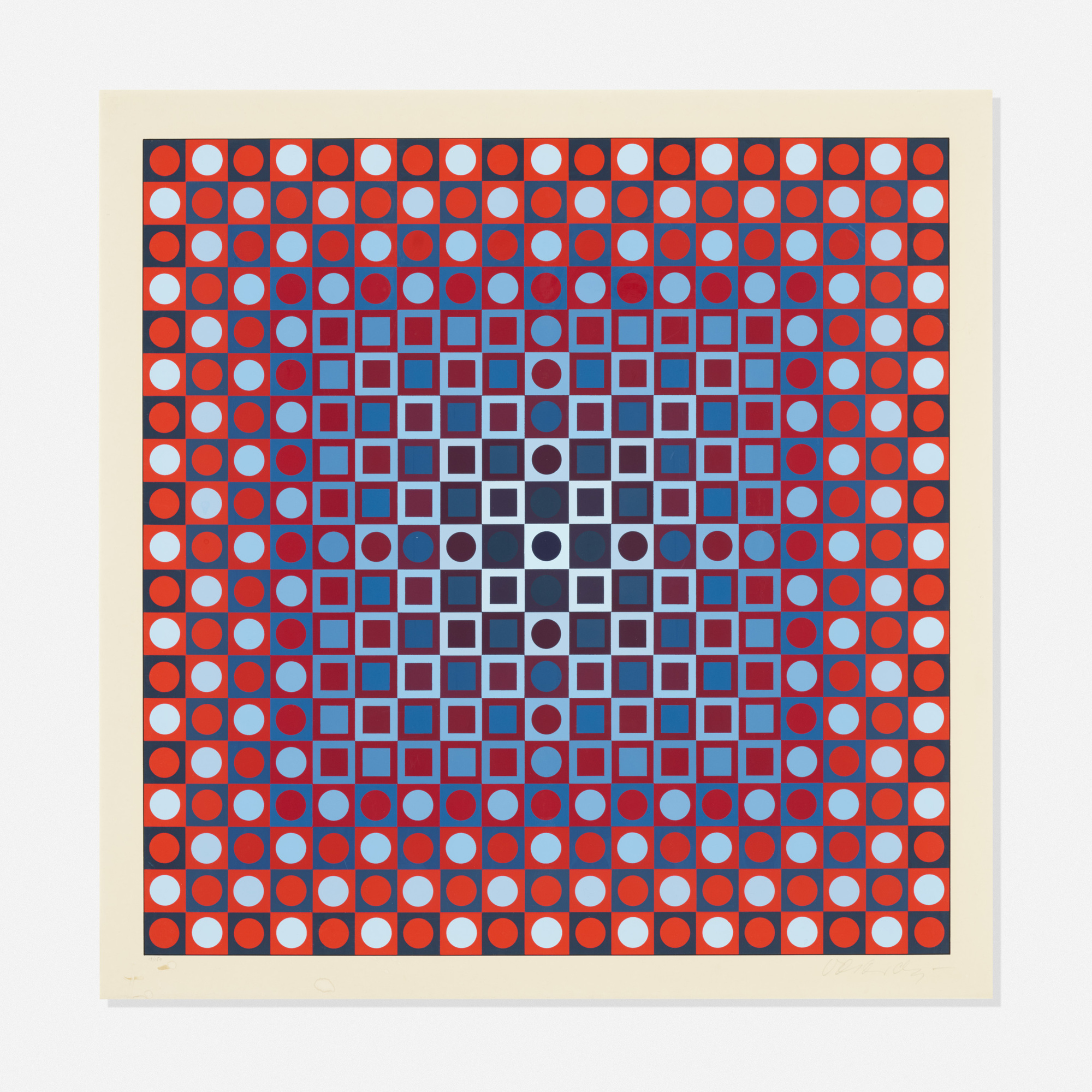 304: Victor Vasarely / Alom BR (1 of 1)