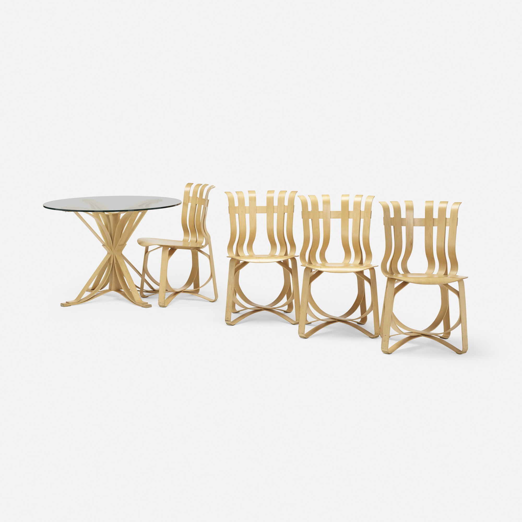 304: Frank Gehry / Power Play dining set (1 of 3)