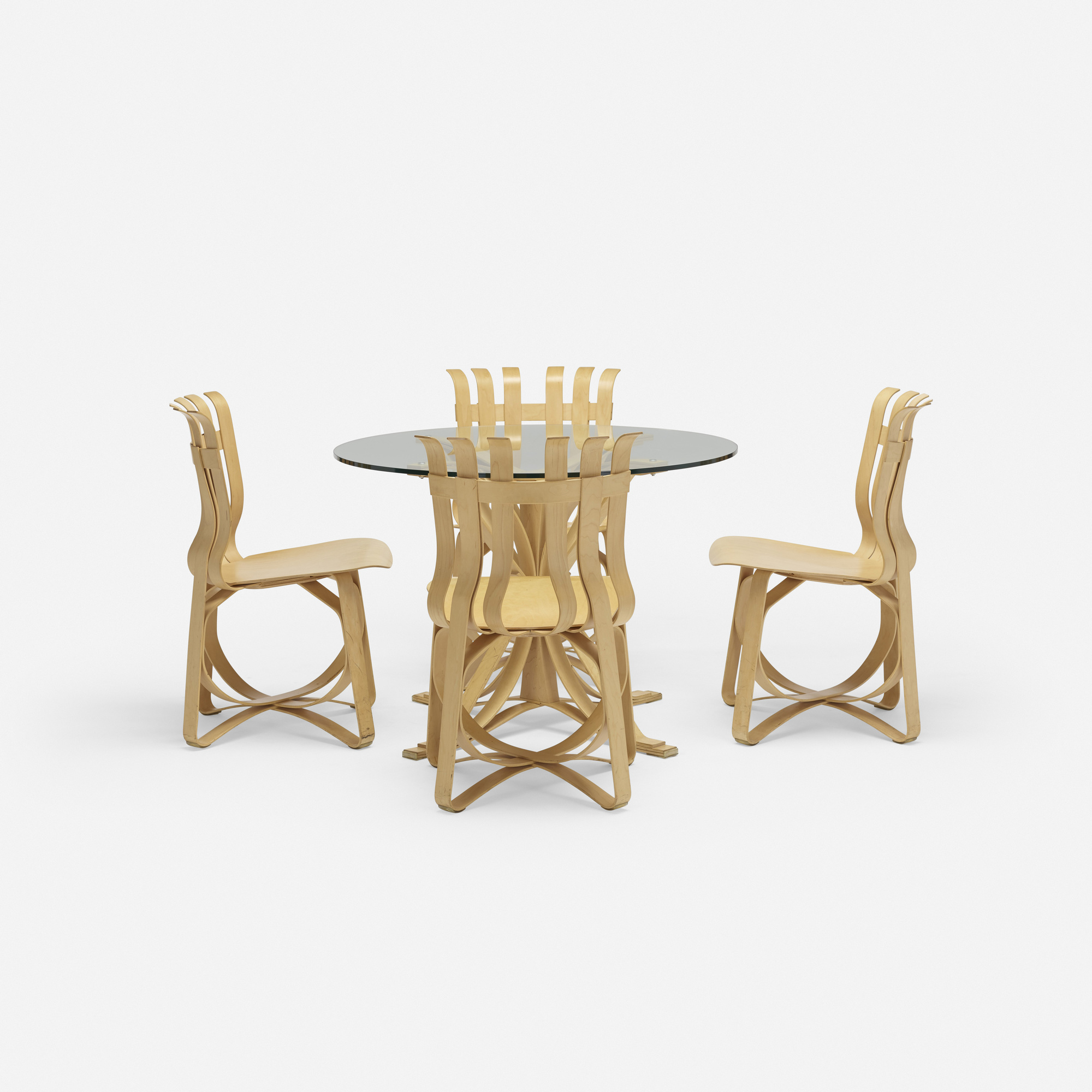 304: Frank Gehry / Power Play dining set (2 of 3)