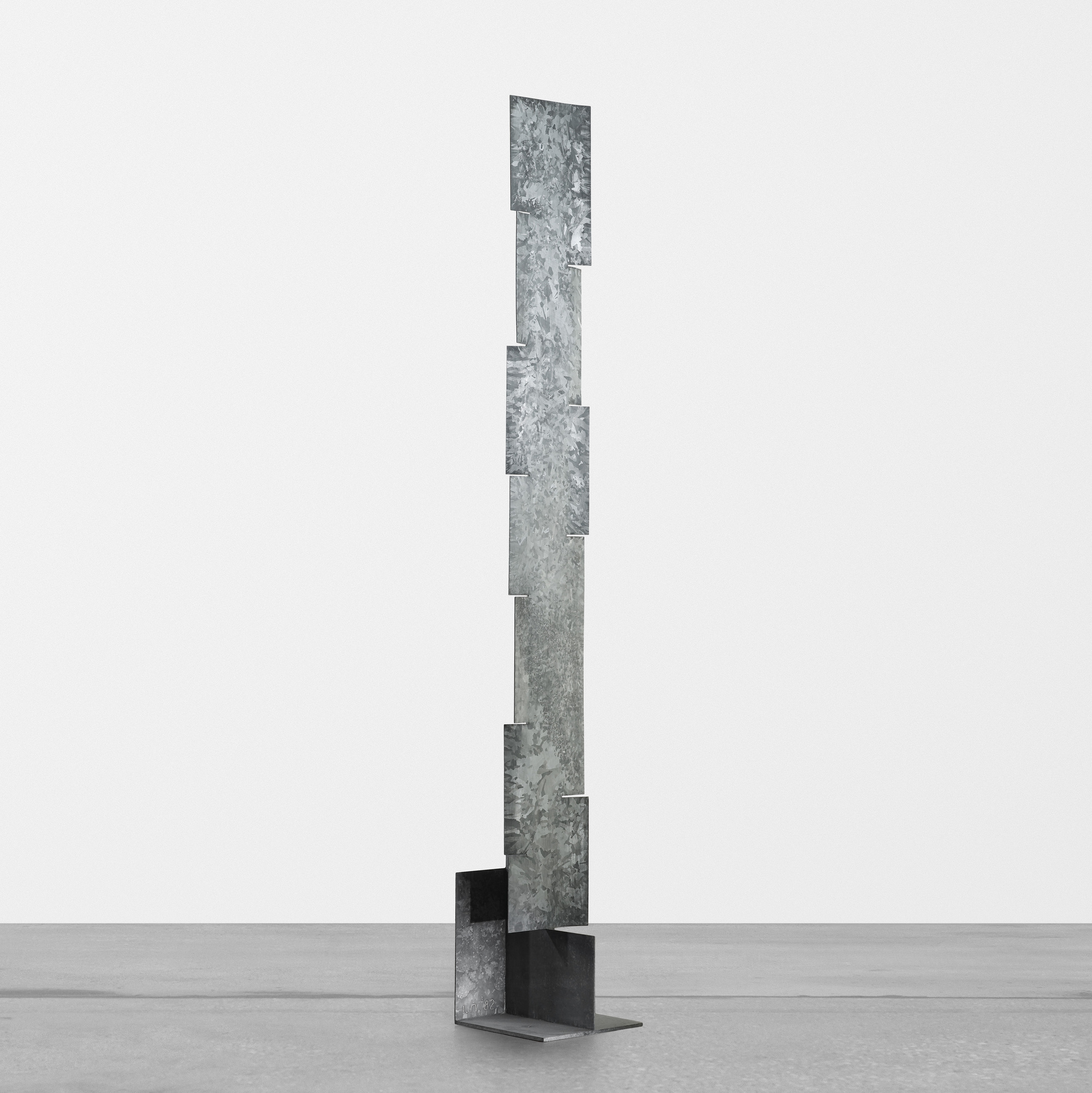 305: Isamu Noguchi / Wind Catcher (IN82-2088) (1 of 2)