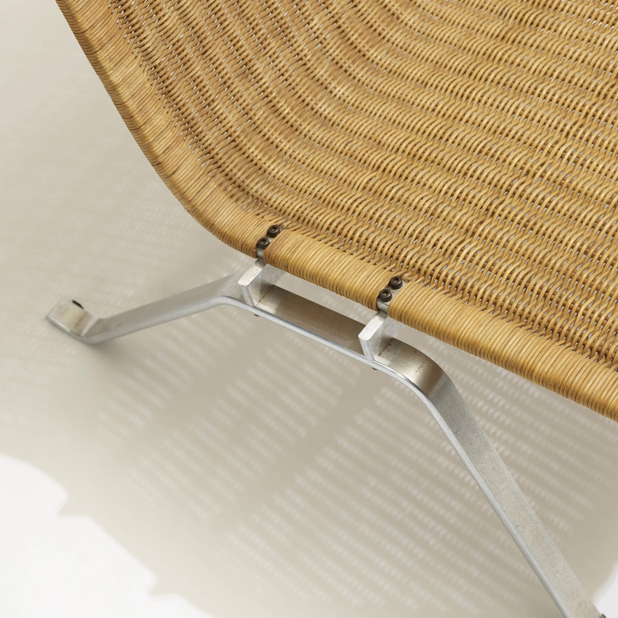 305: Poul Kjaerholm / PK-22 chairs, pair (3 of 4)