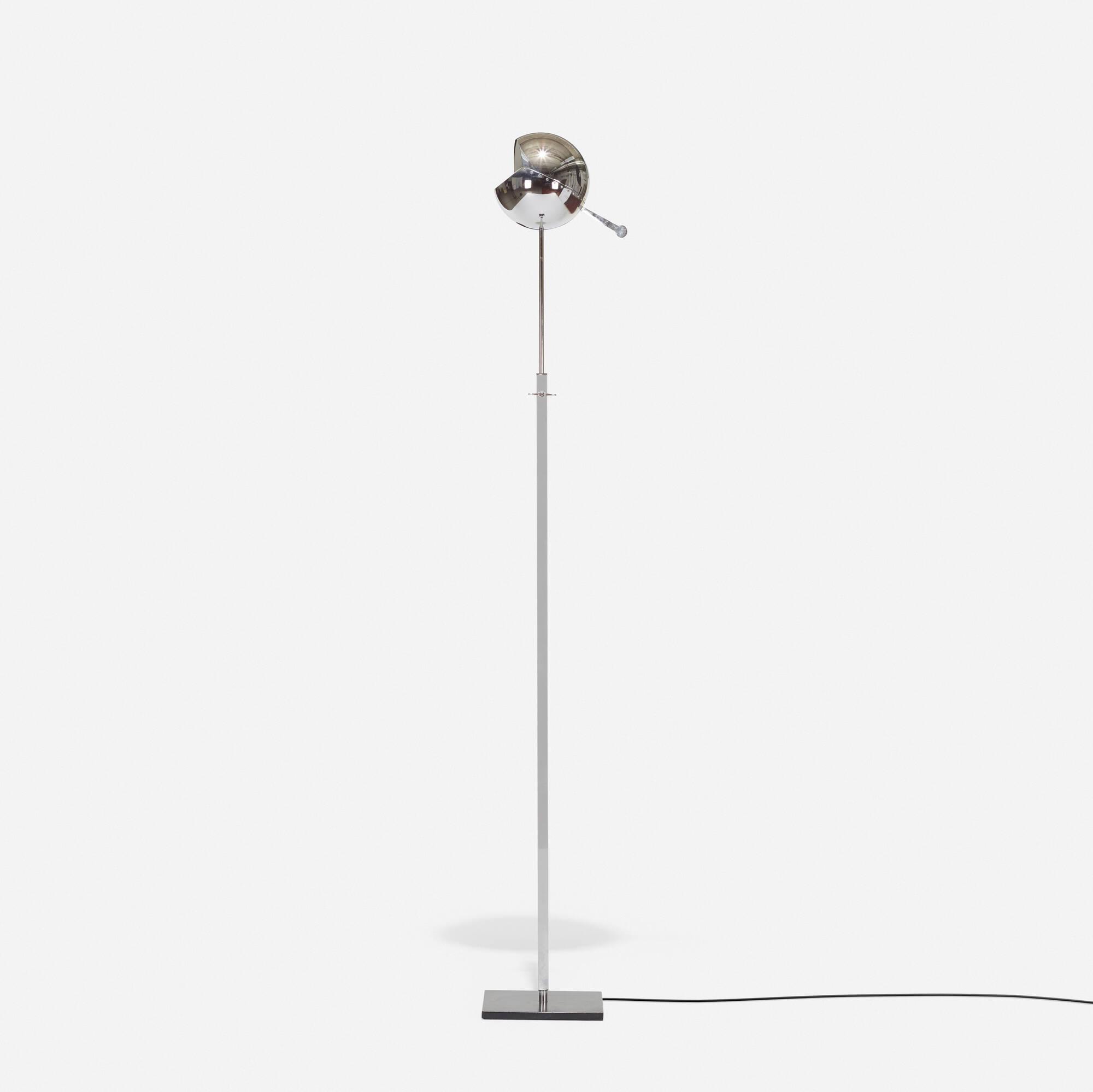 306: Carlo Forcolini / Fireball floor lamp (1 of 2)
