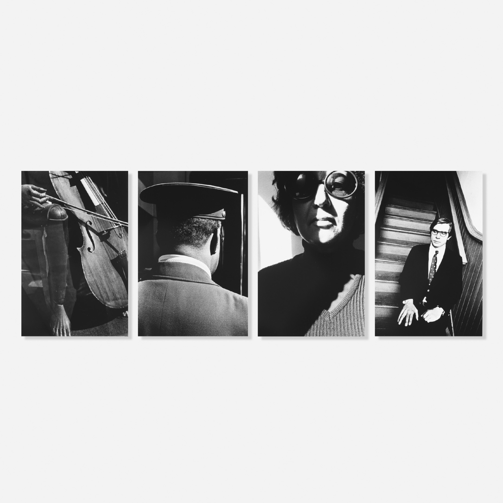 306: Ralph Gibson / Collection of twenty works (5 of 5)