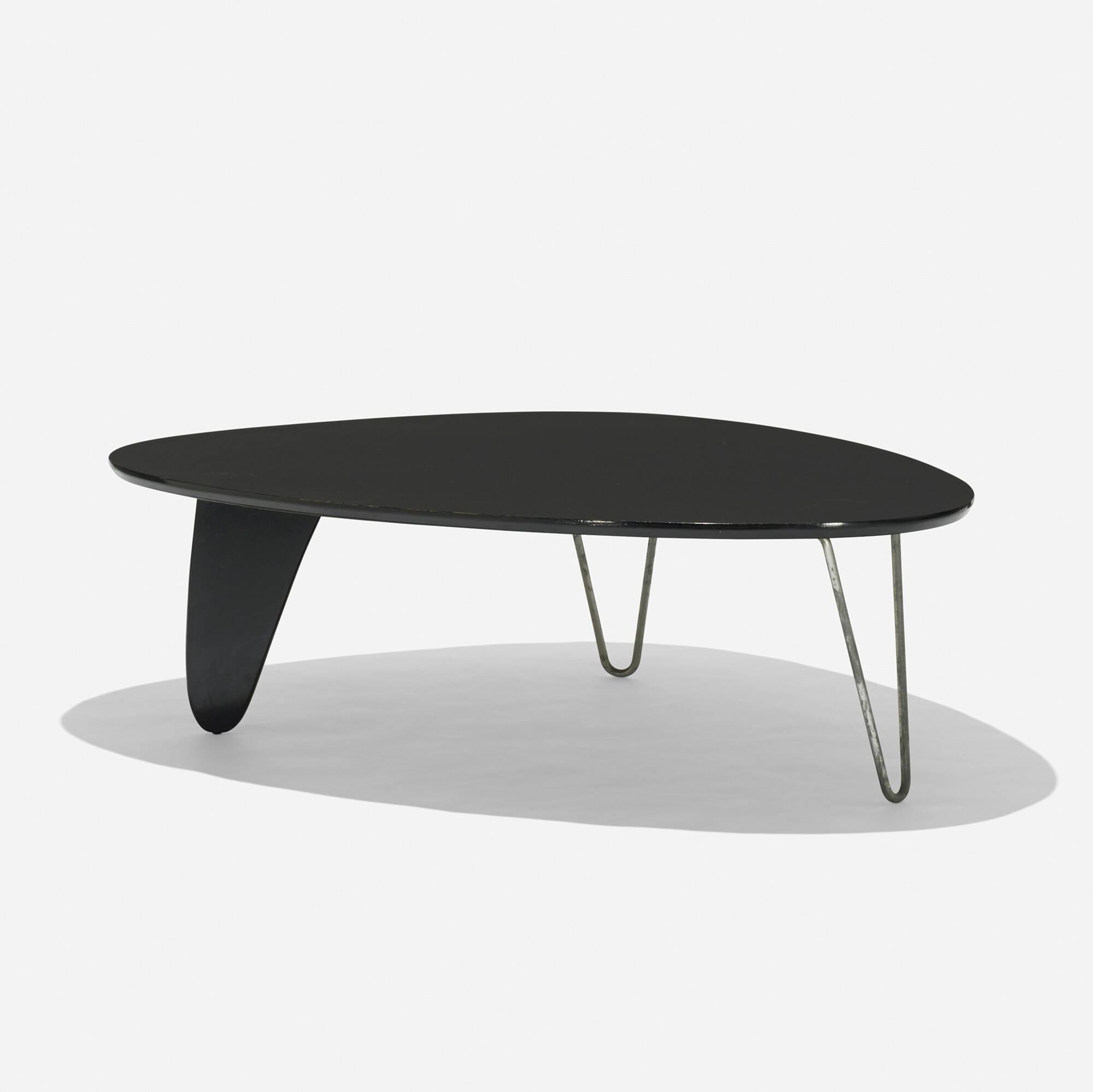 100 Isamu Coffee Table Replica Isamu Noguchi Coffee Table Black Furniture Gold Designer