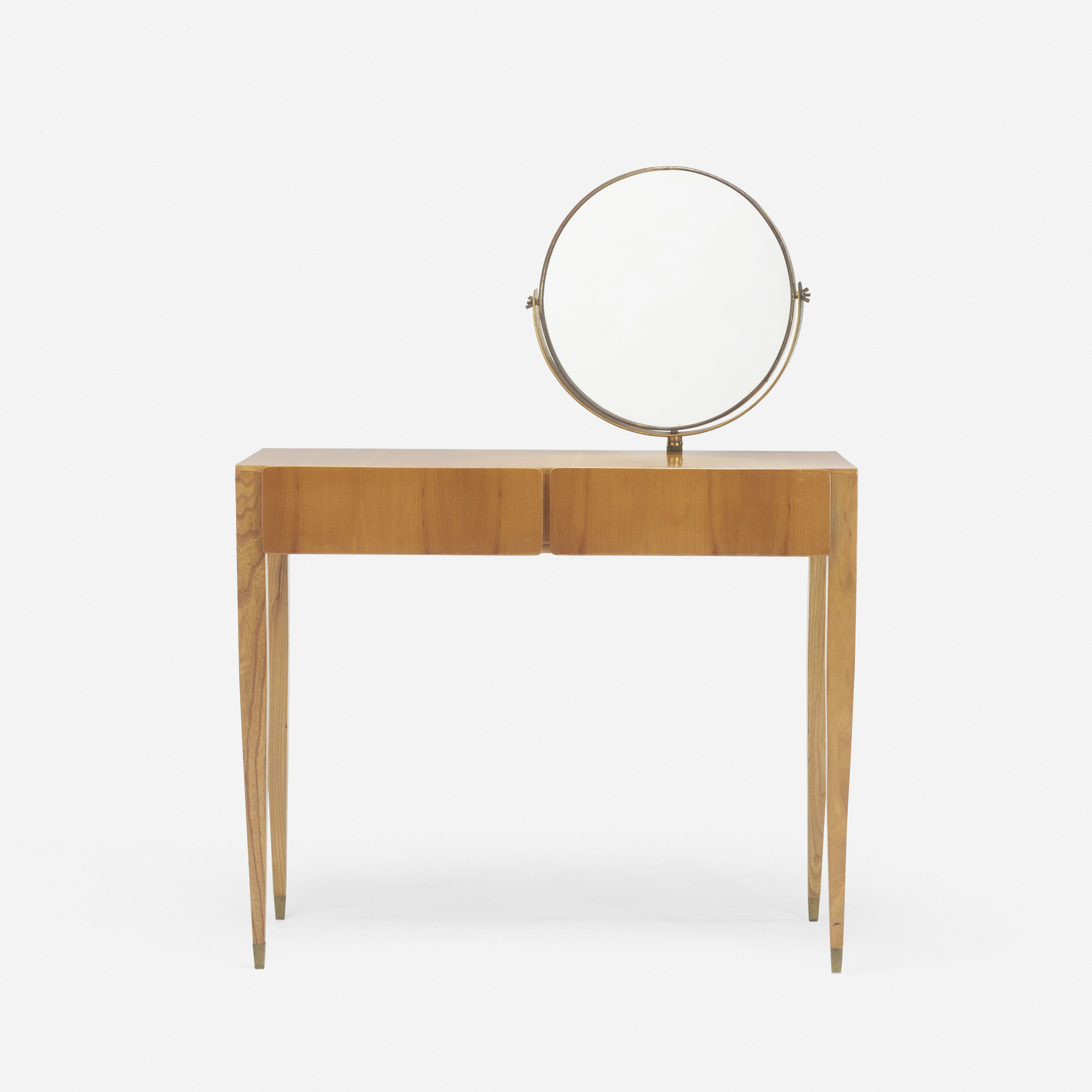 307: Gio Ponti / vanity from the Royal Hotel, Naples (2 of 3)