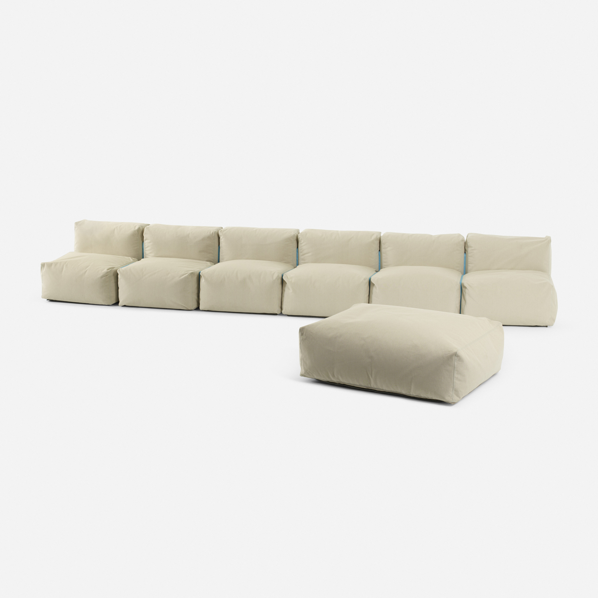 308 Jasper Morrison Superoblong Sofa 1 Of 3