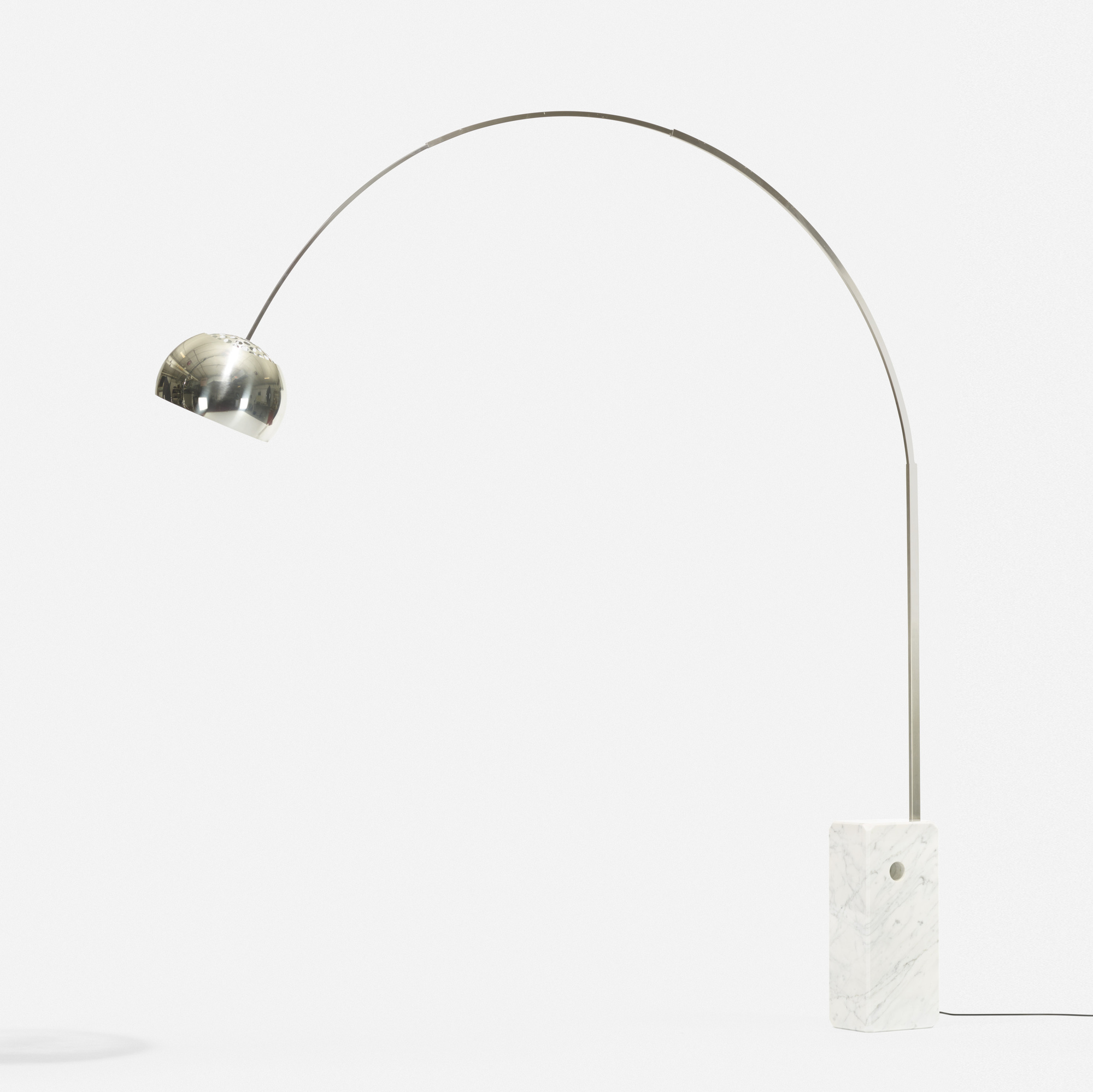 308: Achille and Pier Giacomo Castiglioni / Arco floor lamp (1 of 1)