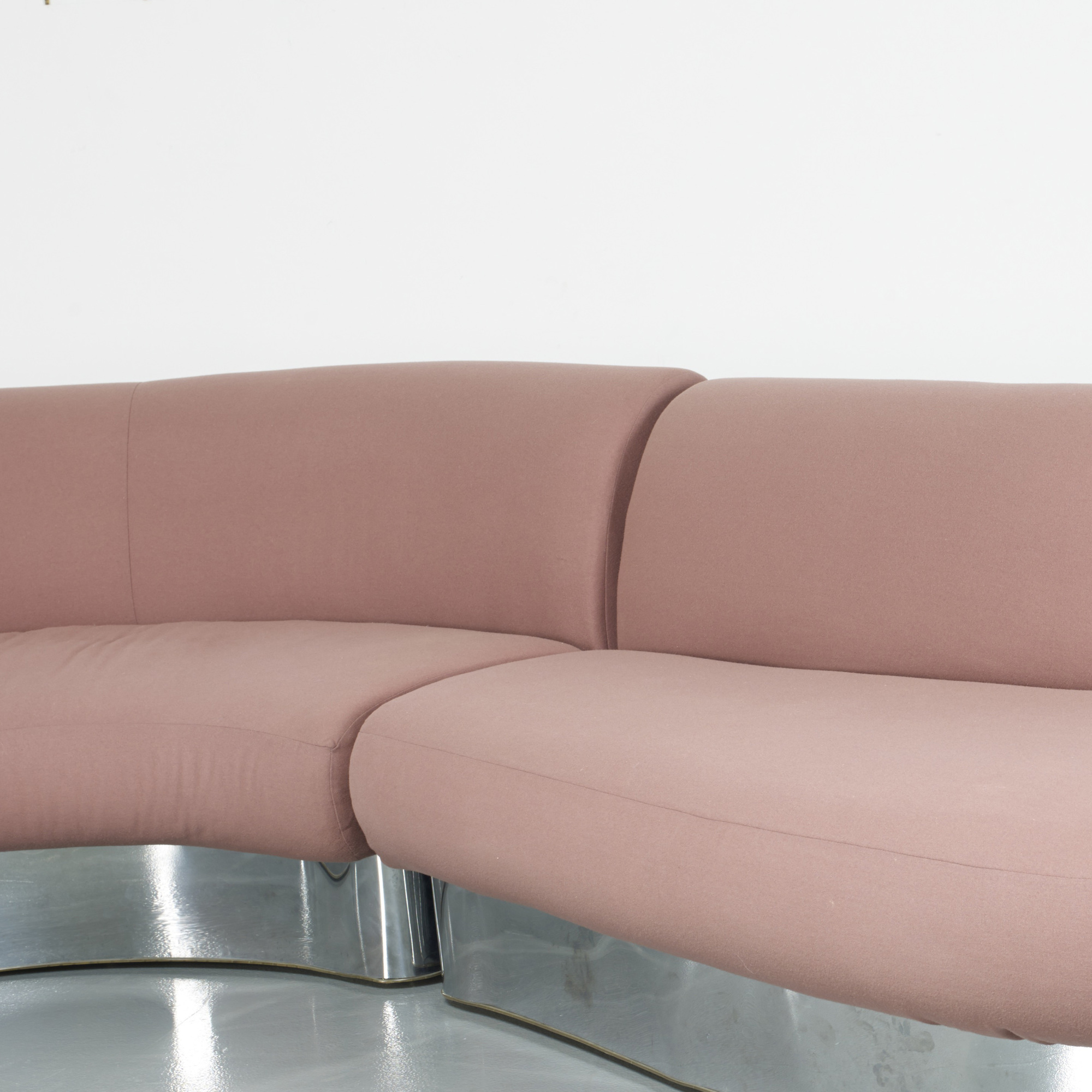 308: Milo Baughman / sectional sofa (2 of 3)