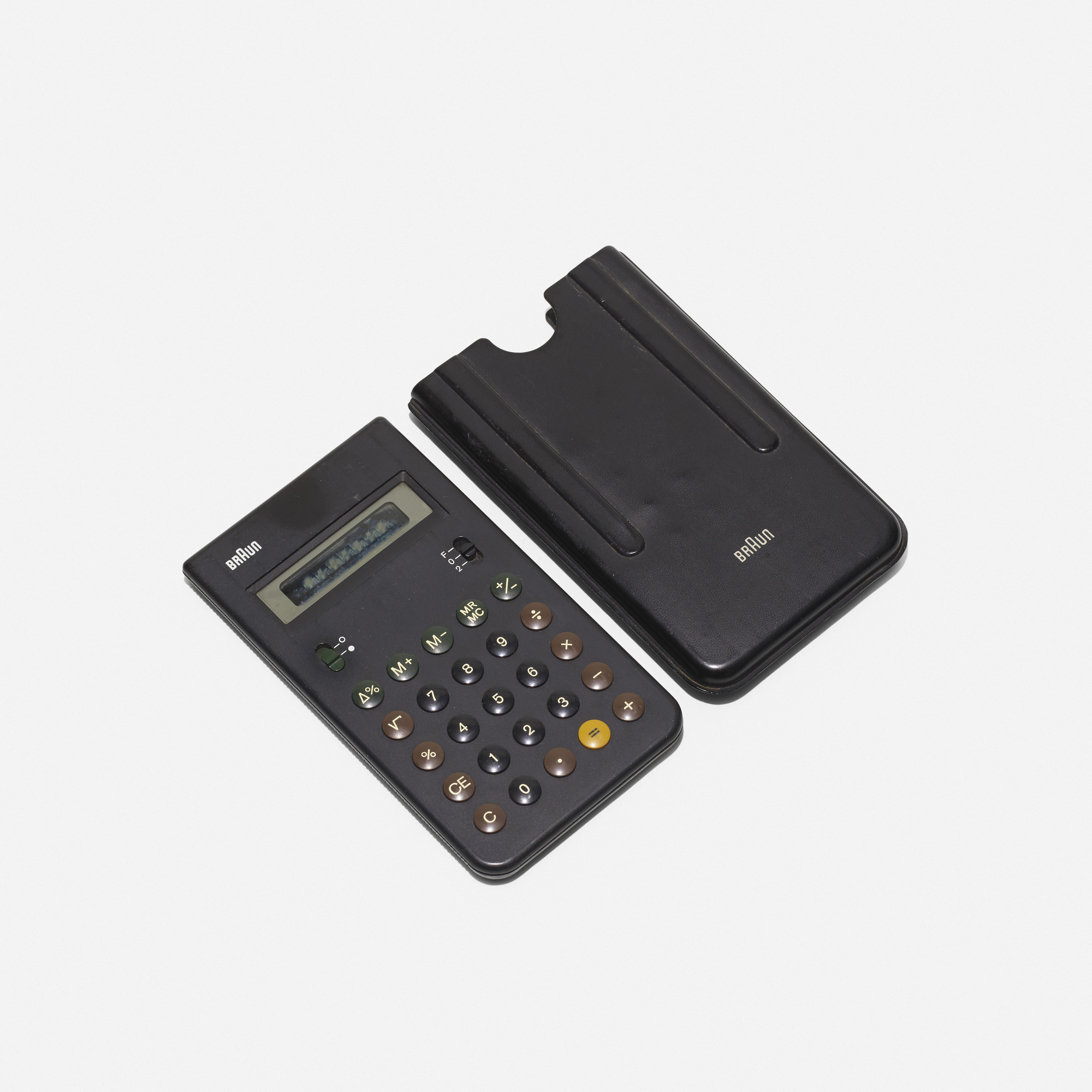 309: Dieter Rams and Dietrich Lubs / calculator, model ET 33 (1 of 2)