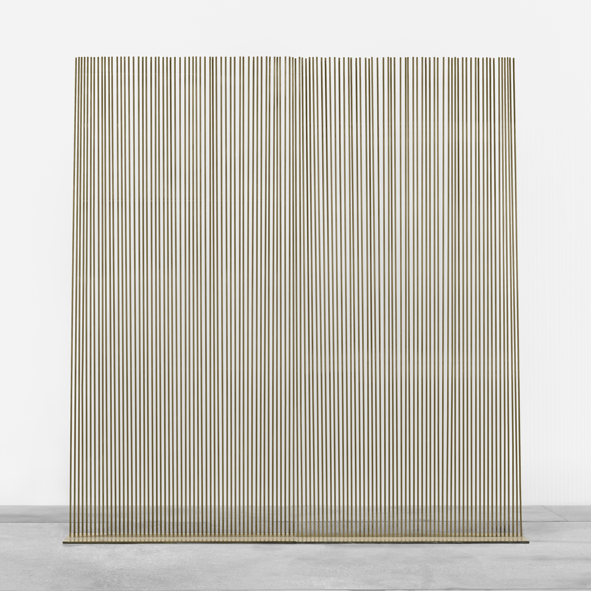 30: Harry Bertoia / Untitled (Monumental Sonambient) from the Standard Oil Commission (1 of 4)