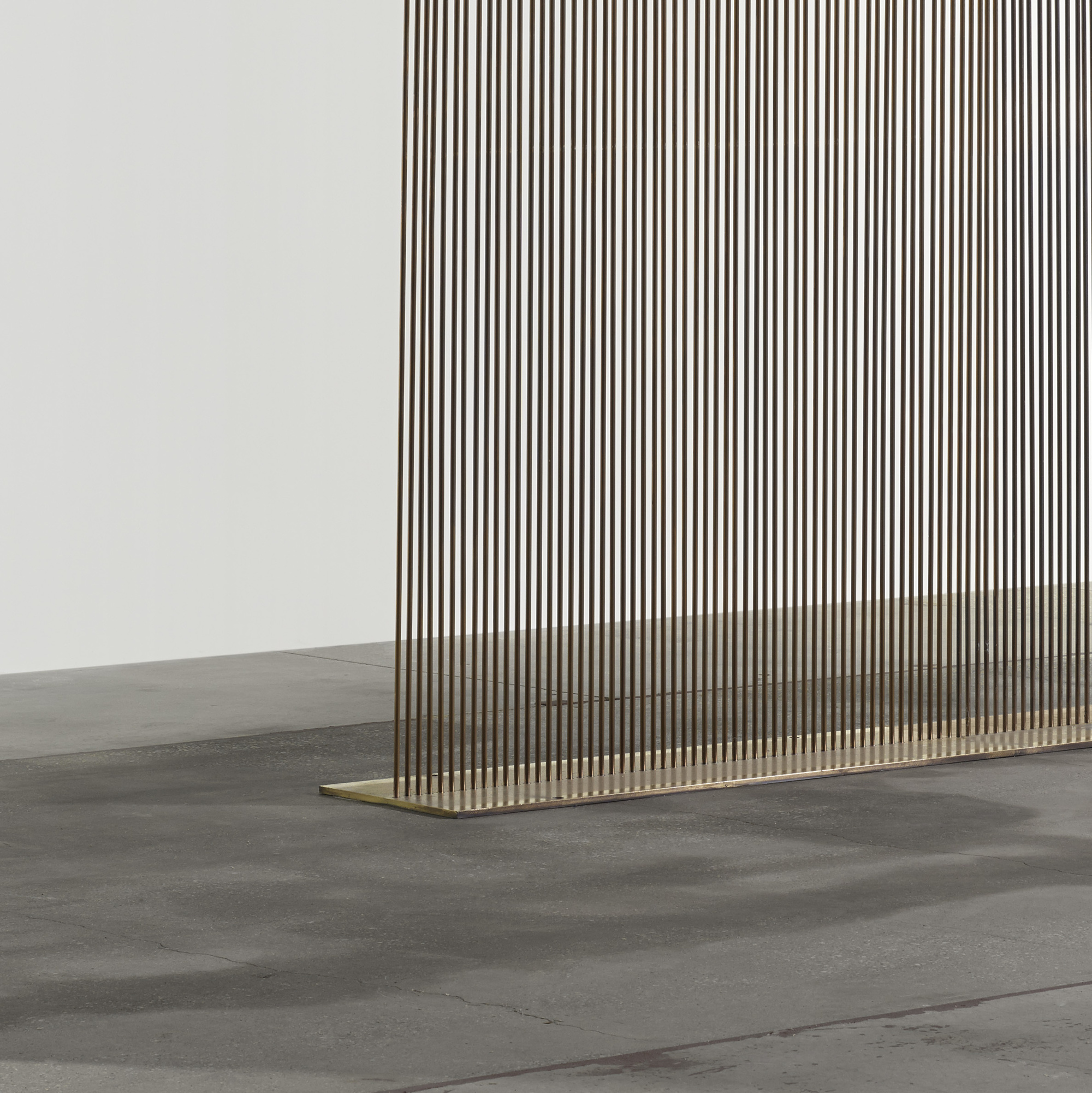 30: Harry Bertoia / Untitled (Monumental Sonambient) from the Standard Oil Commission (2 of 4)