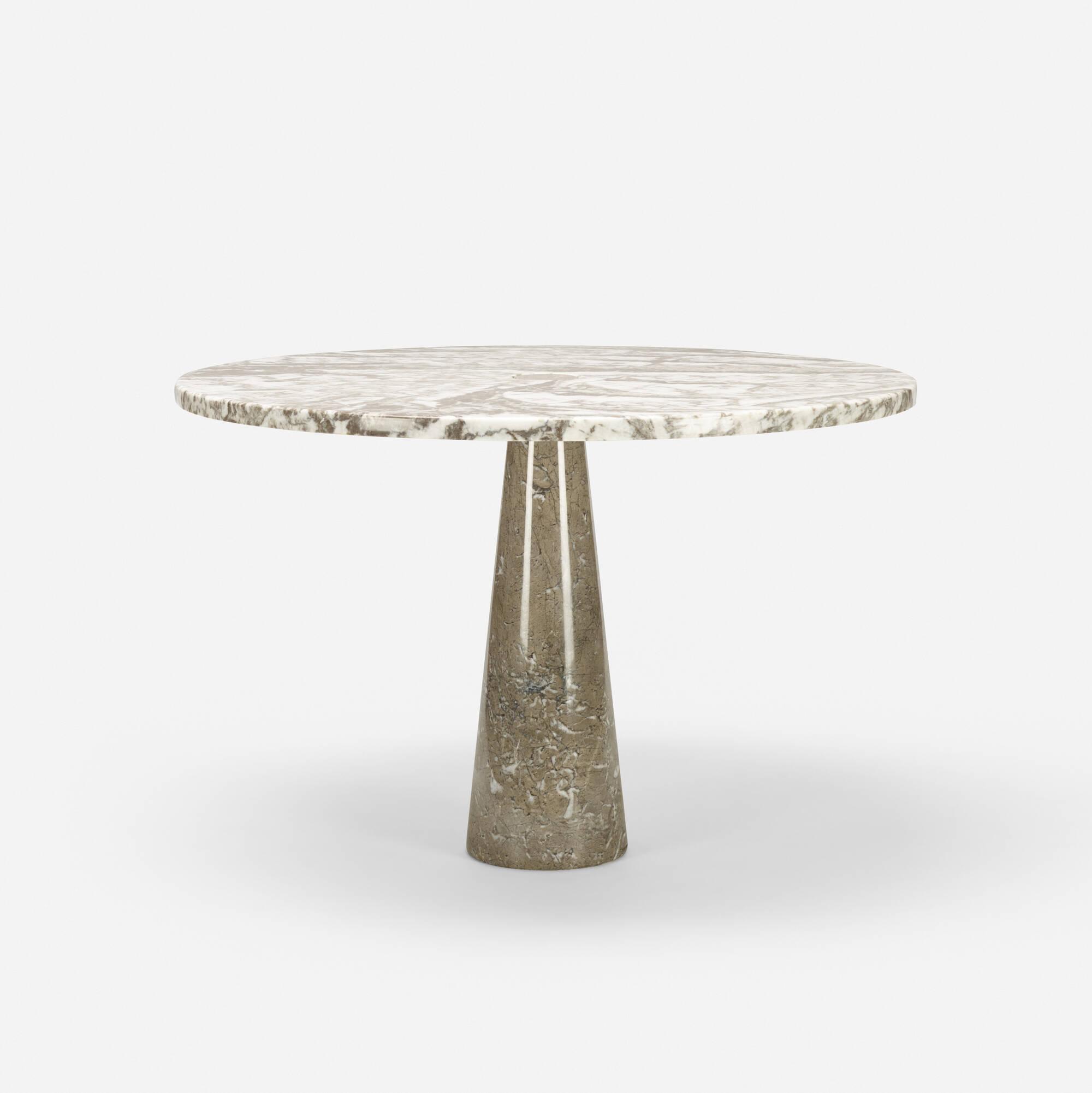311: Angelo Mangiarotti / Eros dining table (1 of 2)